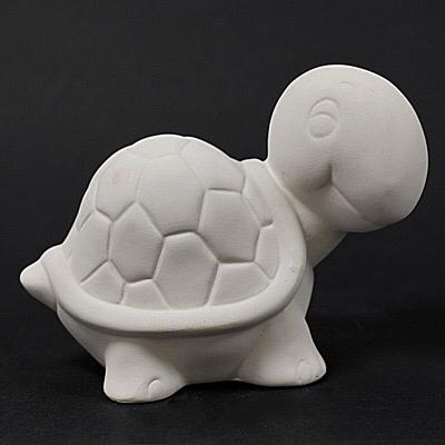 Pottery - Tortoise Money Box