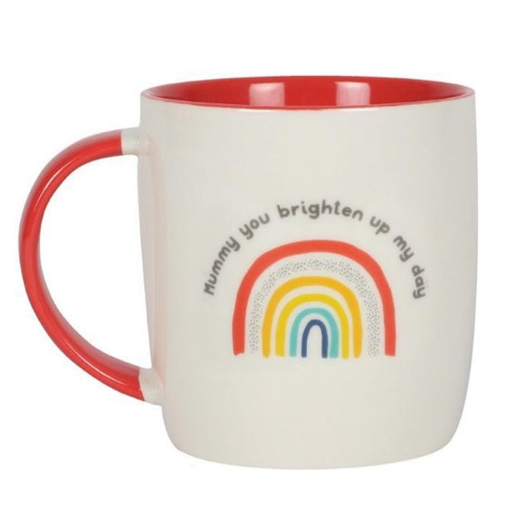 Mummy Rainbow Mug