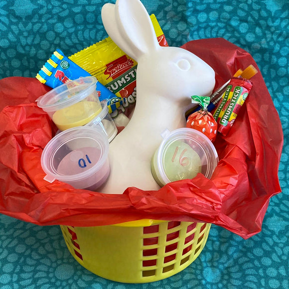 Easter Pottery Craft Kit