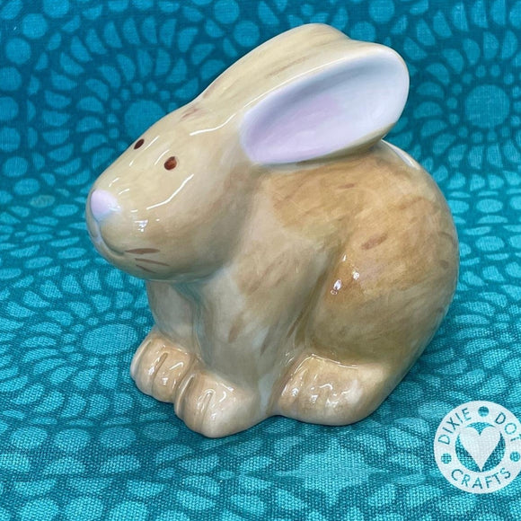 Bunny Rabbit Ceramic Pottery Painting Kit