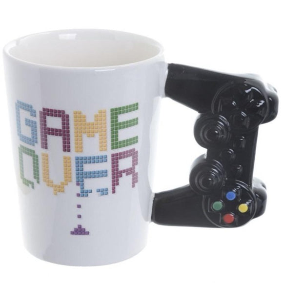 Game Over - Gamer Controller Mug