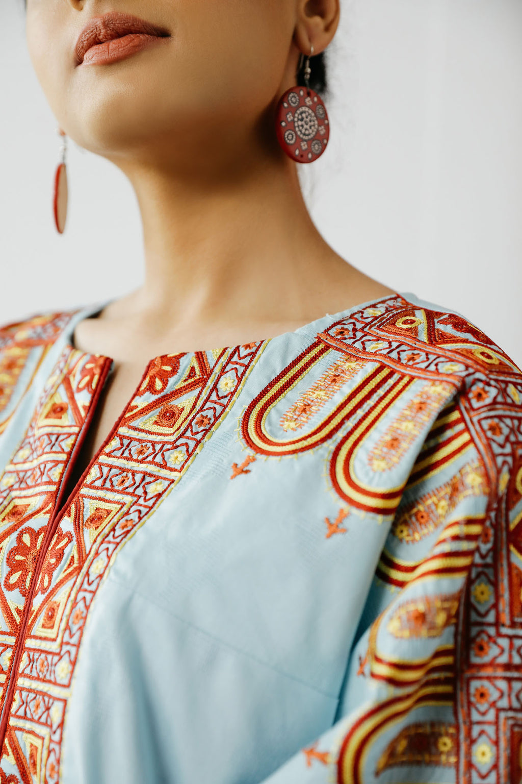 Fusion Kurti (WTB201475) - Ethnic by Outfitters