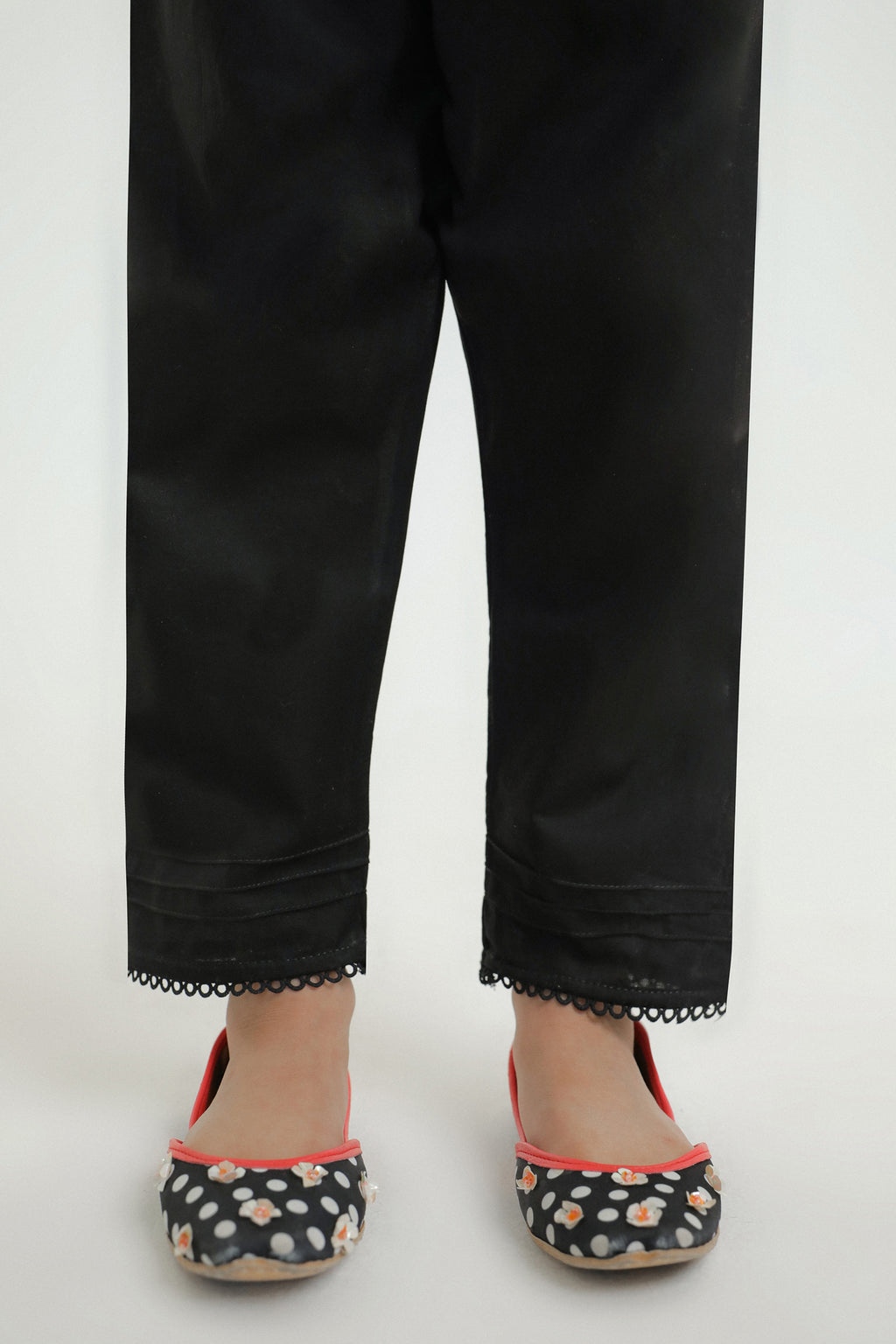 SOLID TROUSER (GBC203213) - Ethnic by Outfitters