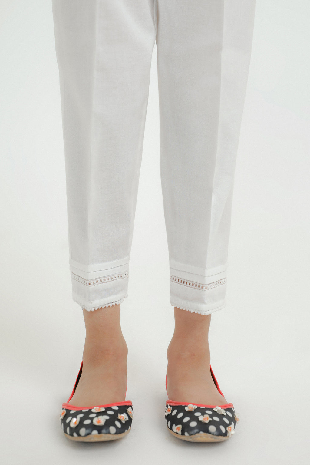 SOLID TROUSER (GBC203214) - Ethnic by Outfitters