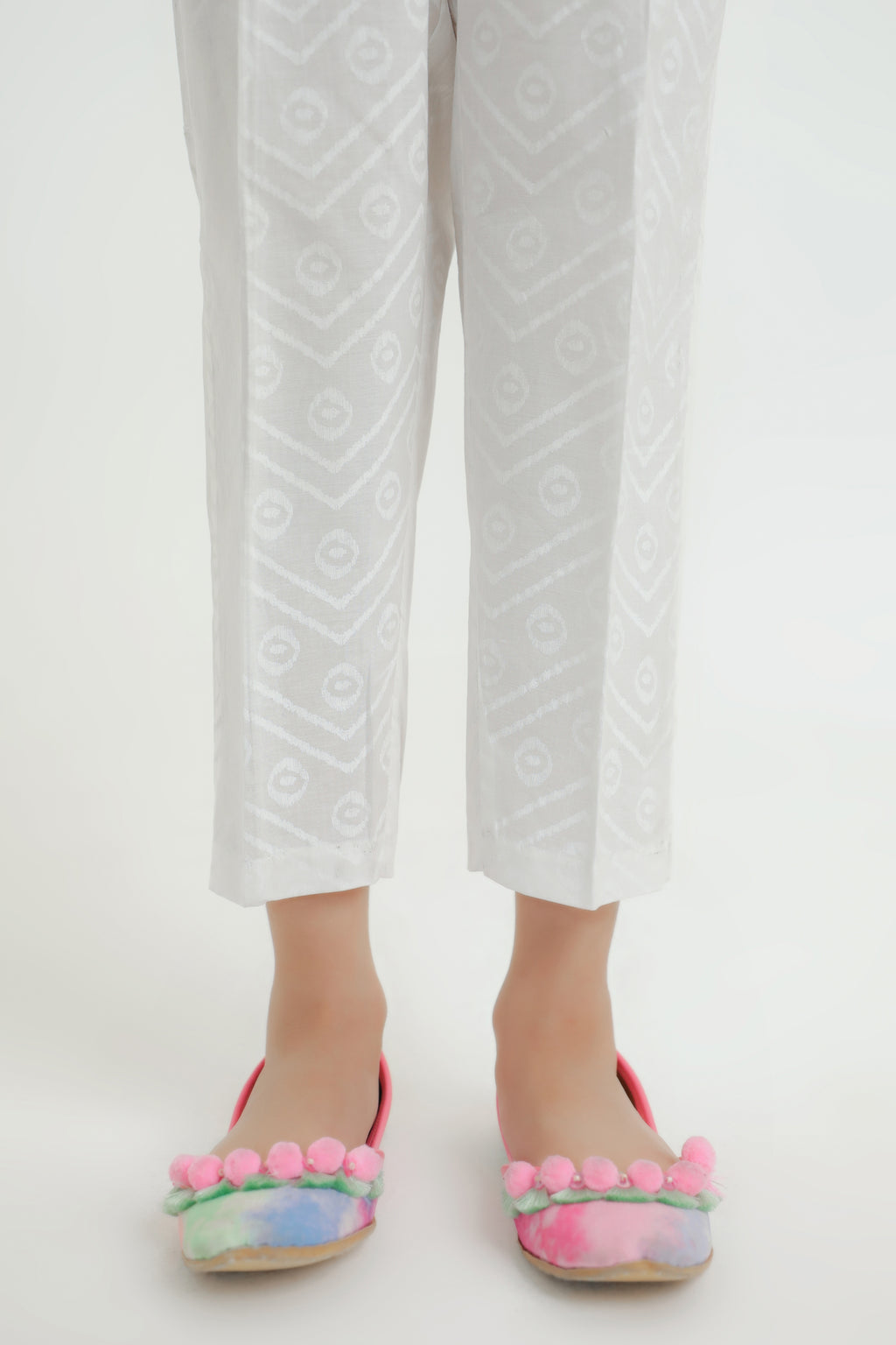 SOLID TROUSER (GBC203216) - Ethnic by Outfitters