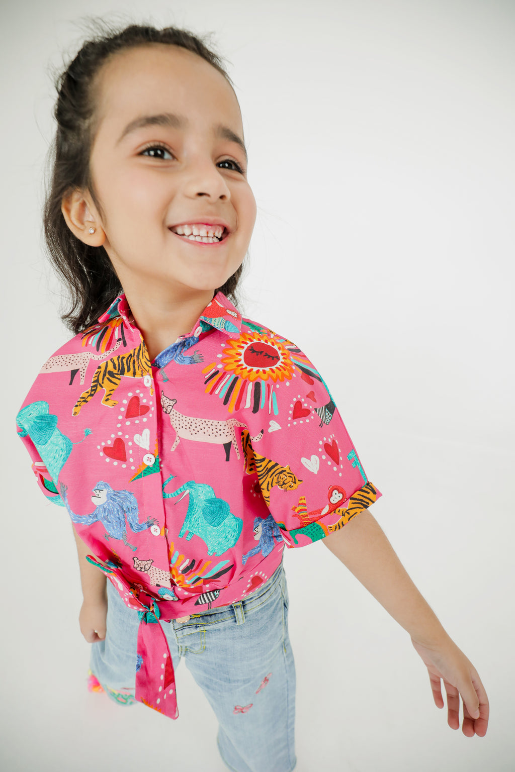 PRINTED TOP (GJTF214256)