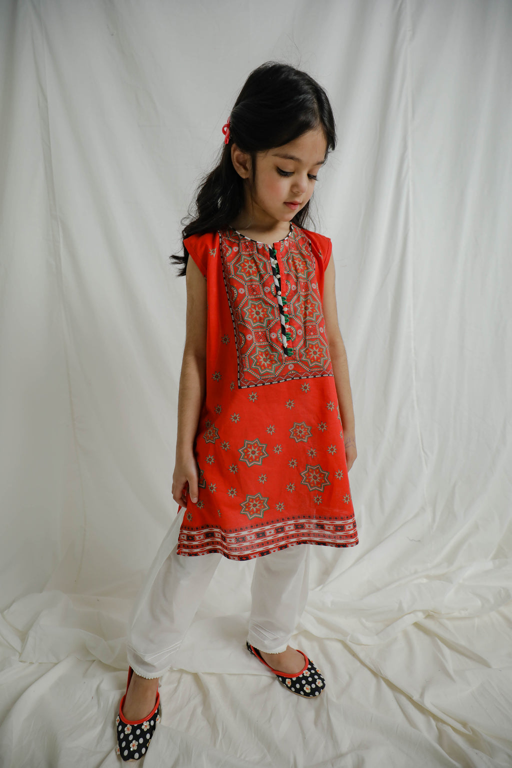 PRINTED SHIRT (GTC203202) - Ethnic by Outfitters