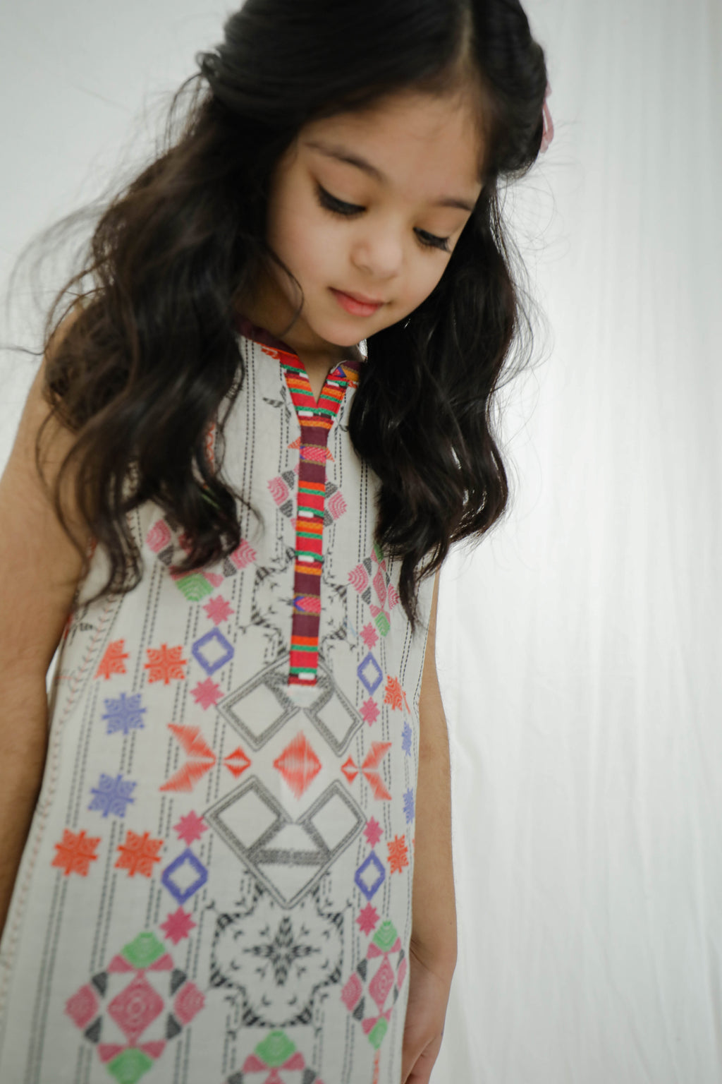 PRINTED SHIRT (GTC203203) - Ethnic by Outfitters