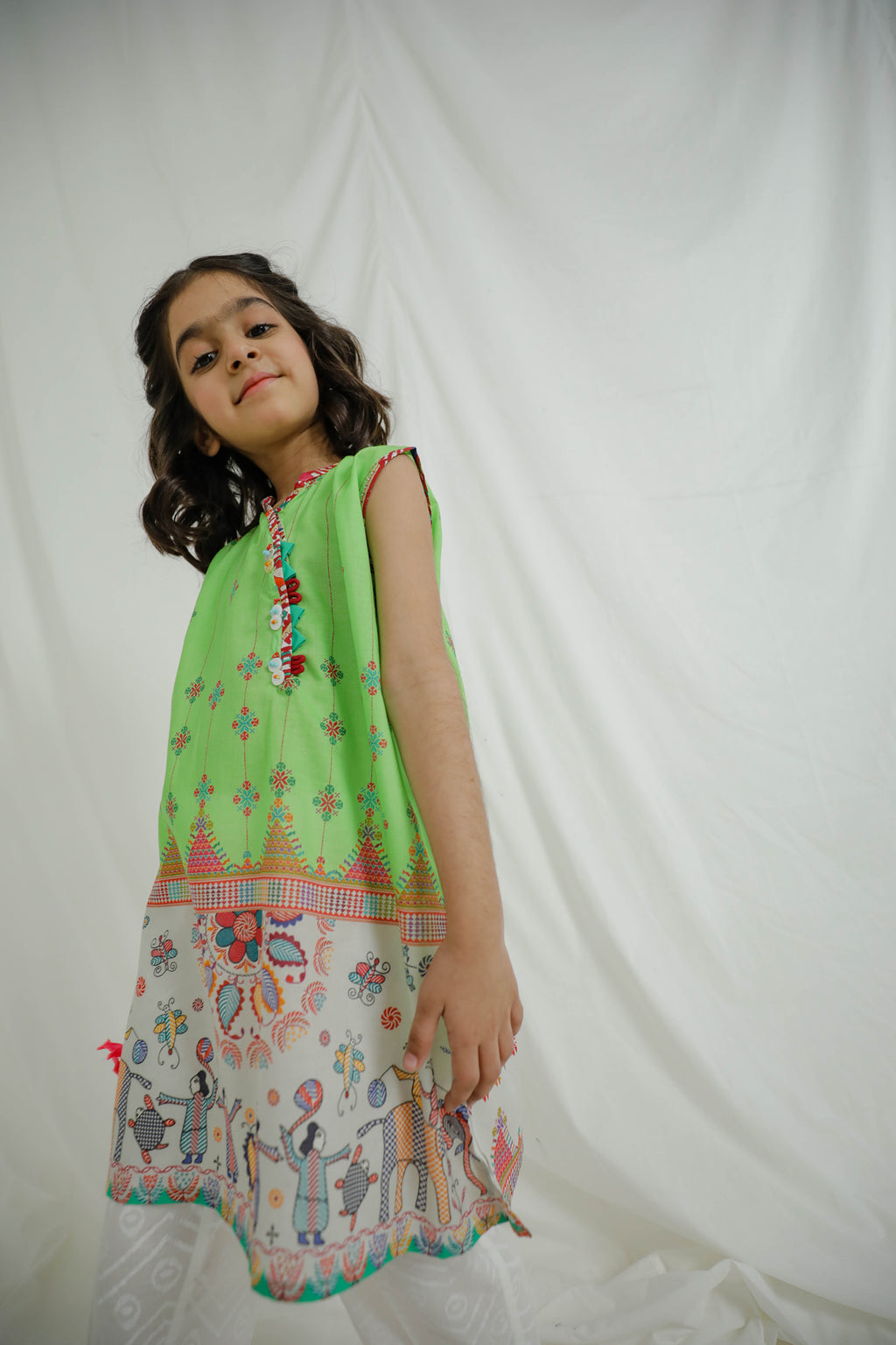 PRINTED SHIRT (GTC203207) - Ethnic by Outfitters