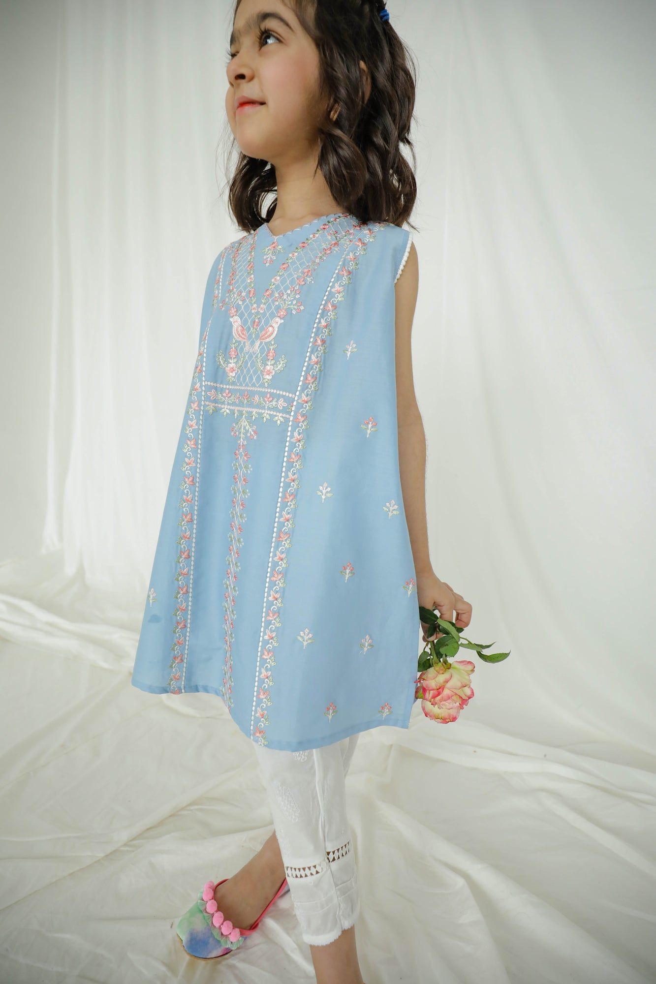 EMBROIDERED SHIRT (GTC203212) - Ethnic by Outfitters
