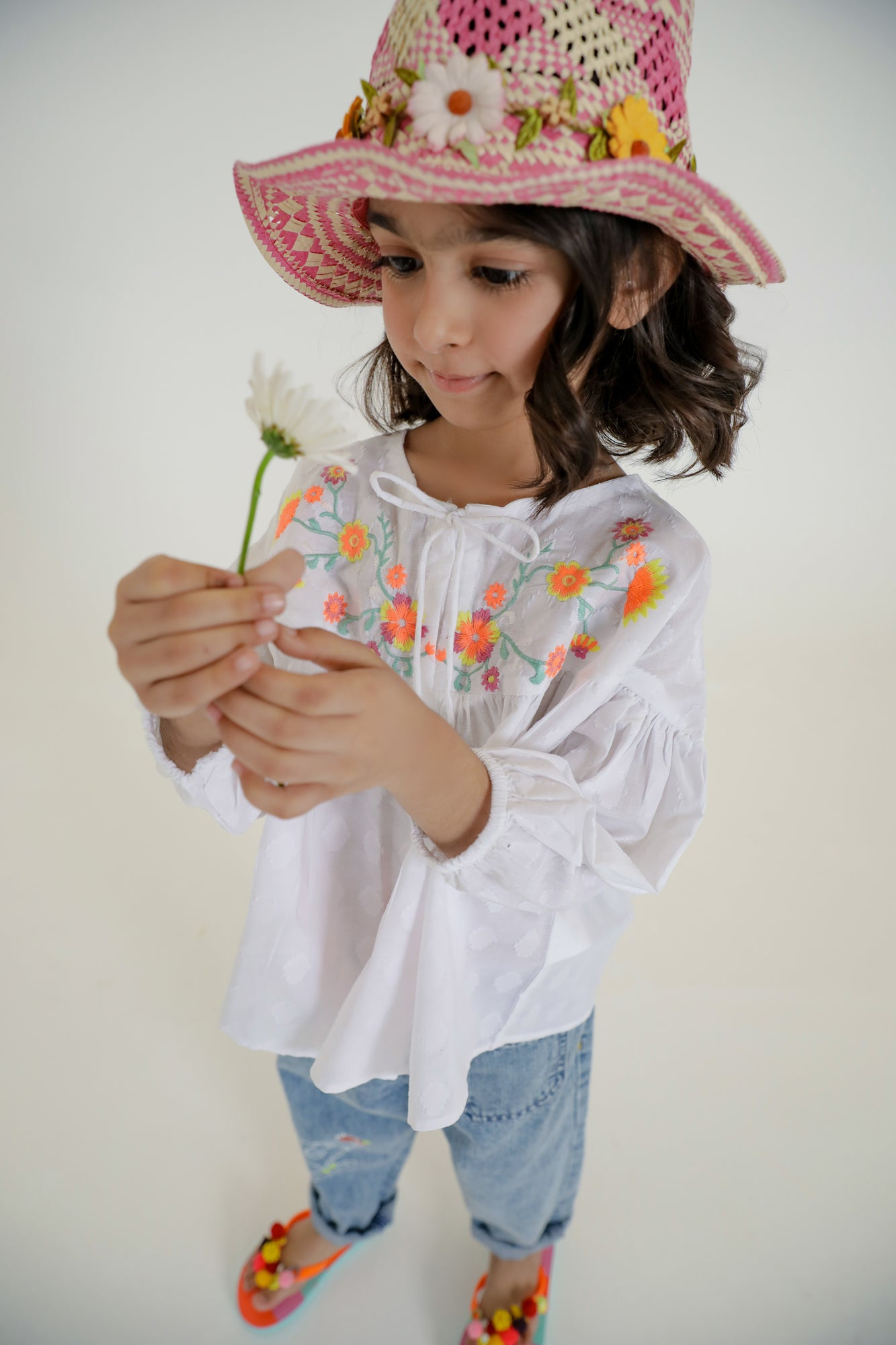 EMBROIDERED TOP (GTF203002) - Ethnic by Outfitters