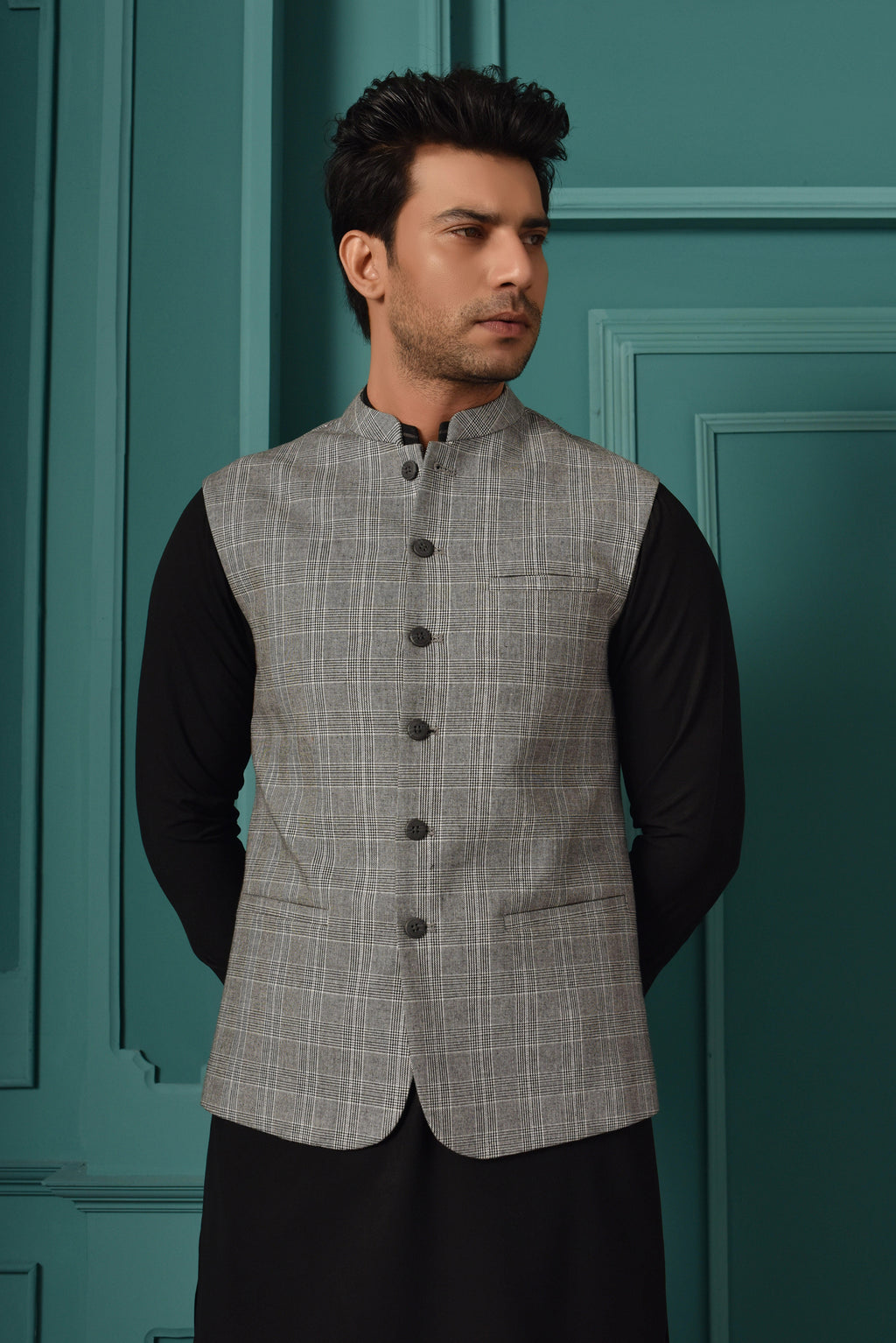 Waistcoat - Ethnic by Outfitters