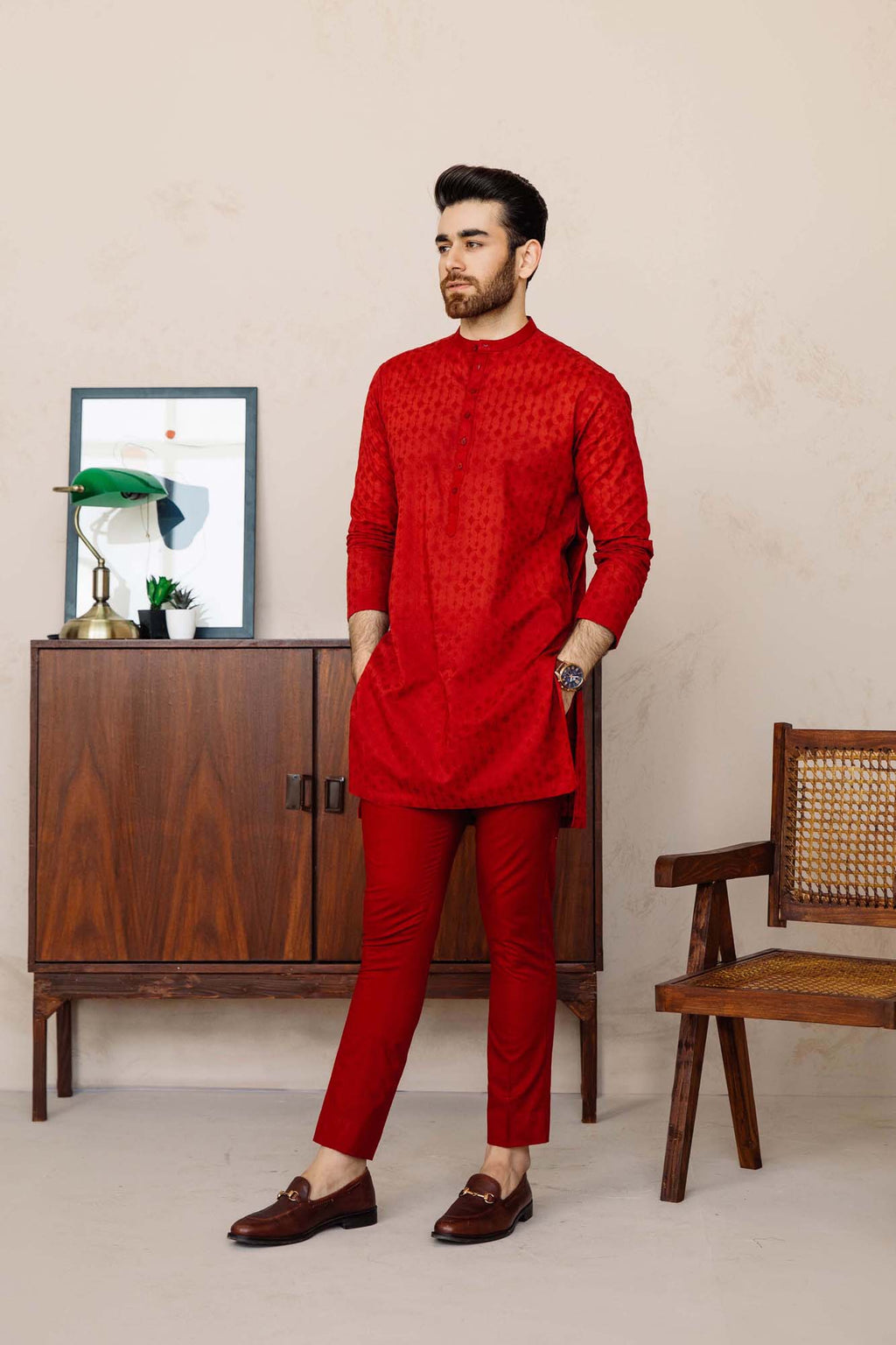 Suit (MTC102004) - Ethnic by Outfitters