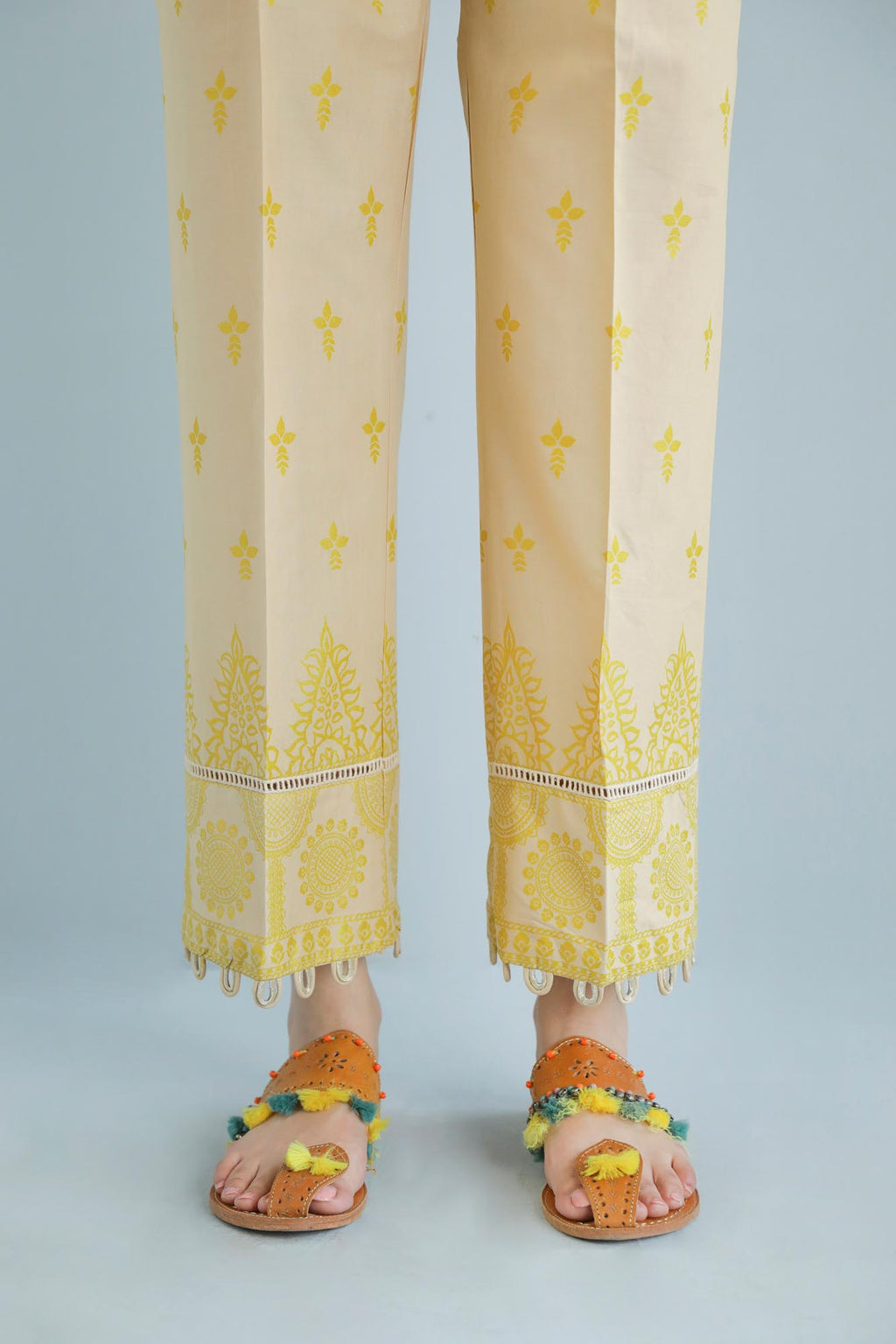 Boutique Trouser (WBB101682) - Ethnic by Outfitters