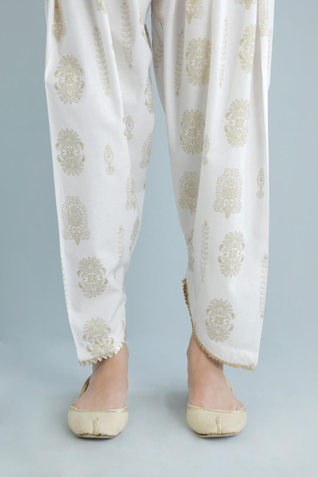 Boutique Trouser (WBB101742) - Ethnic by Outfitters