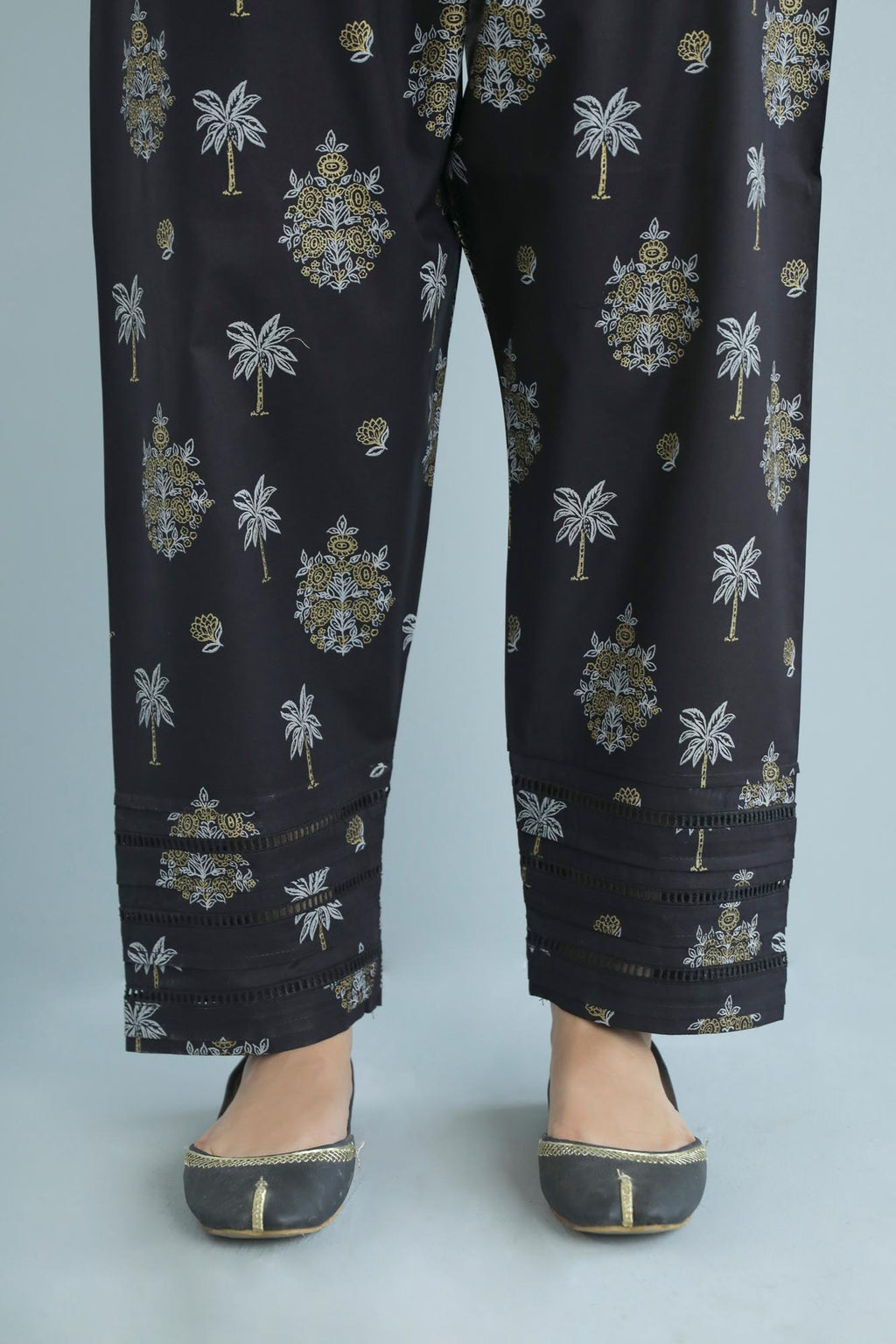 Boutique Trouser (WBB101743) - Ethnic by Outfitters