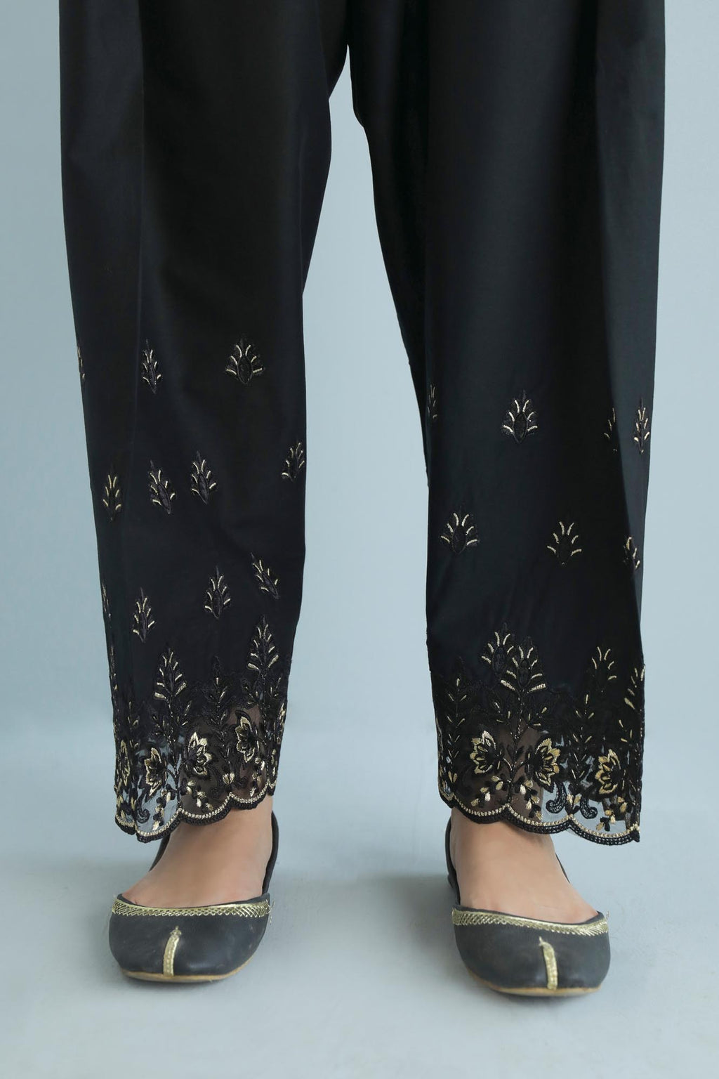Boutique Trouser (WBB101746) - Ethnic by Outfitters