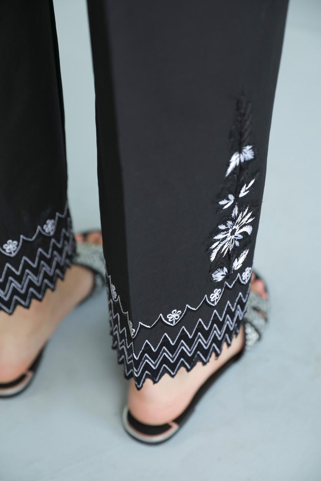 Casual Trouser (WBC101228) - Ethnic by Outfitters