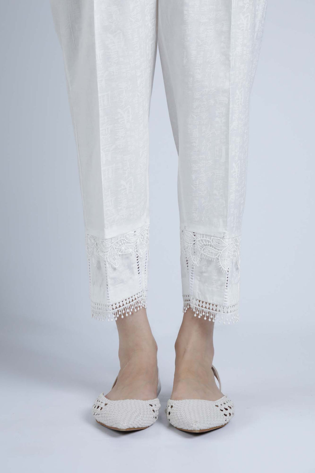 Casual Trouser (WBC101230) - Ethnic by Outfitters