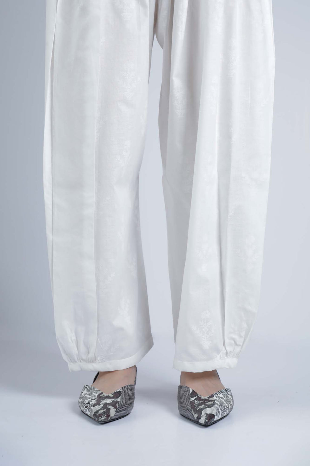Casual Trouser (WBC101233) - Ethnic by Outfitters
