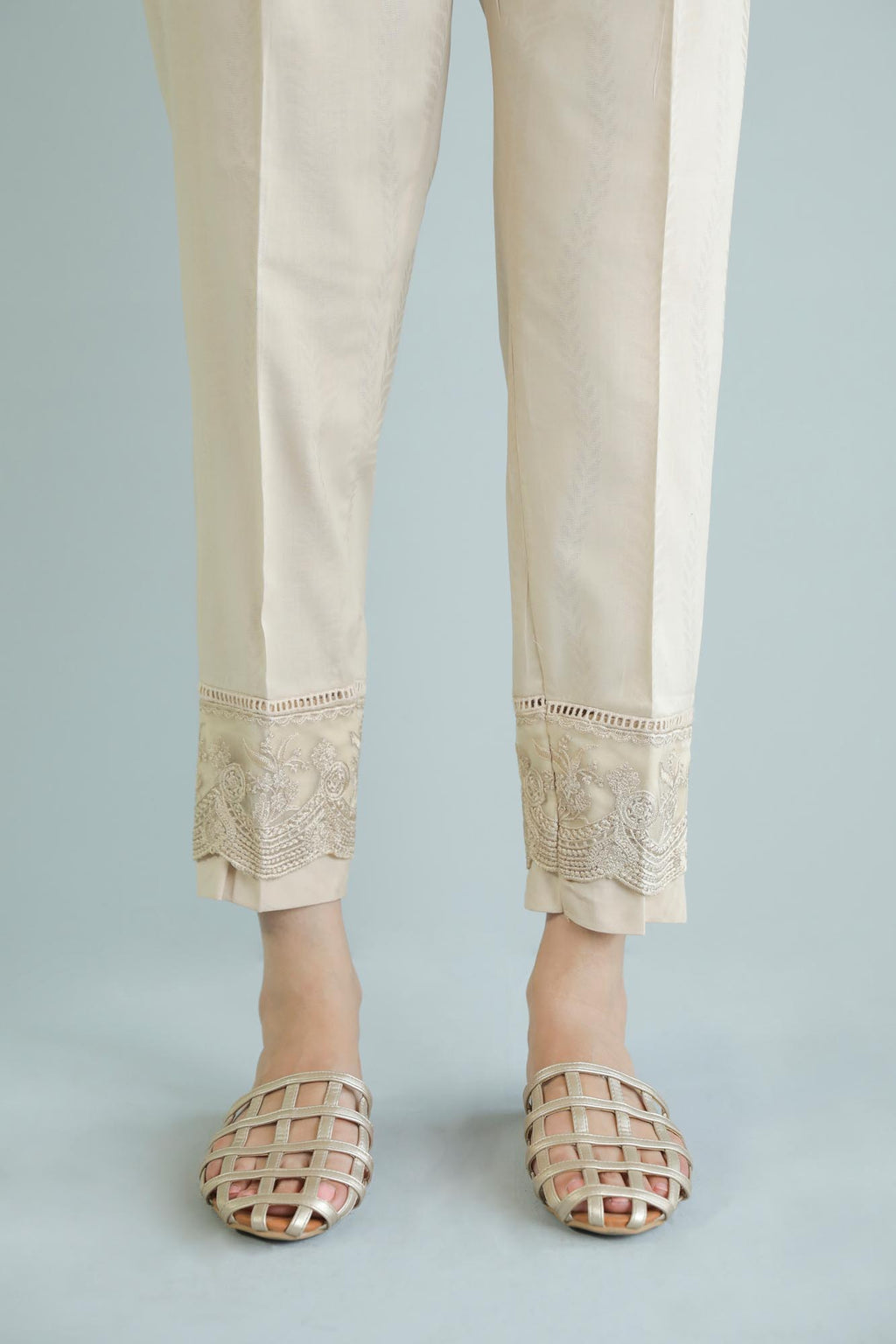 Casual Trouser (WBC101261) - Ethnic by Outfitters