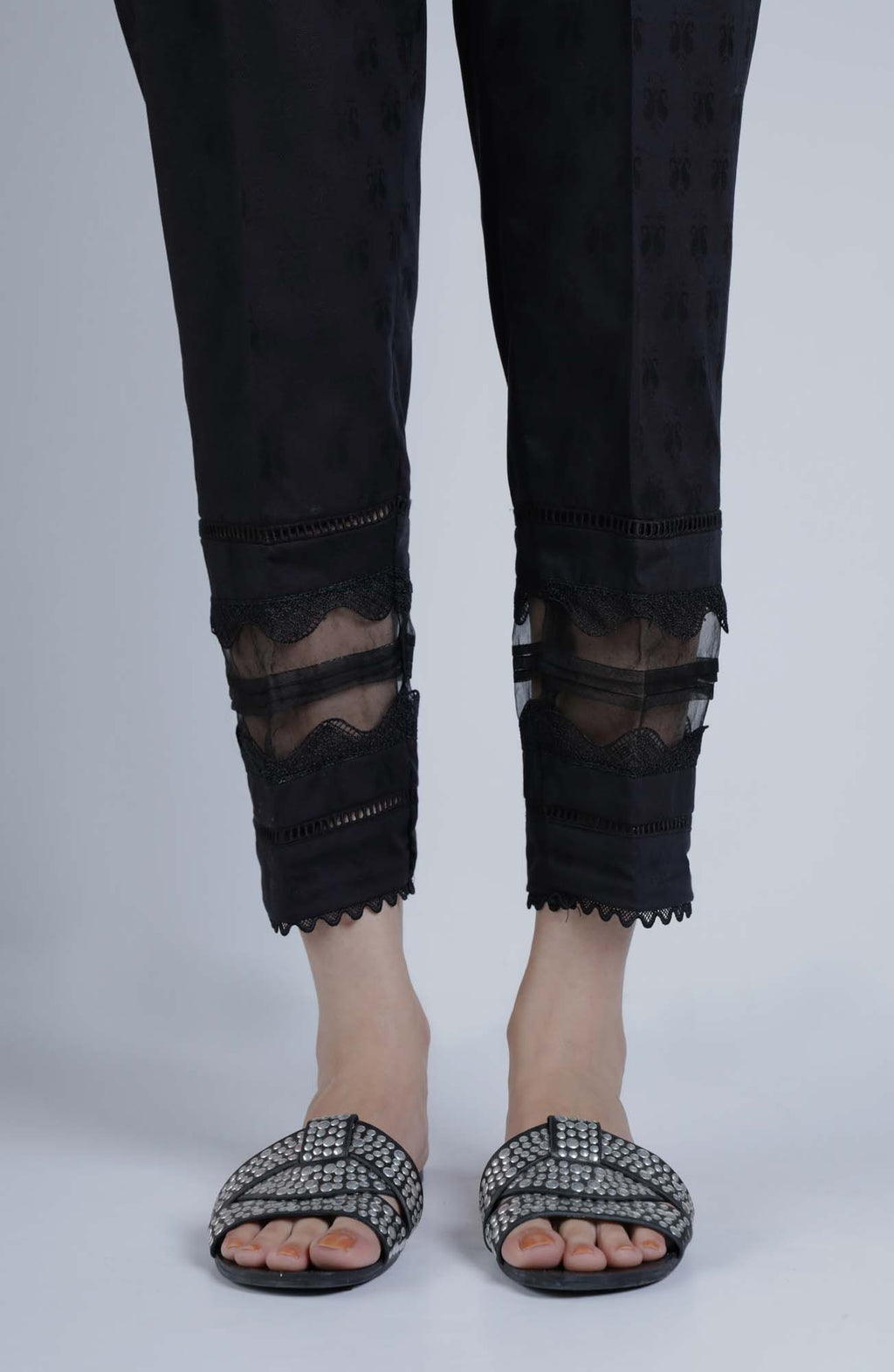 Casual Trouser (WBC101264) - Ethnic by Outfitters
