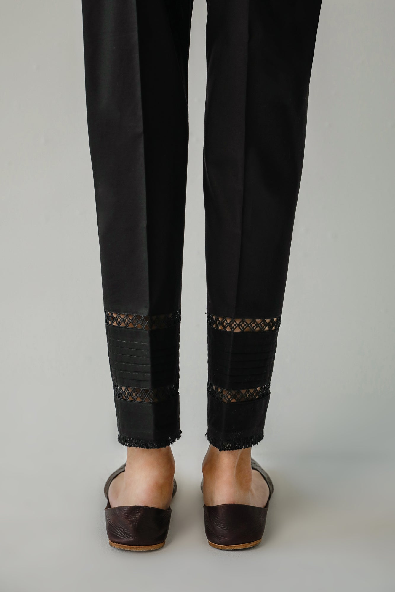 TAPPERED TROUSER (WBC111204) - Ethnic by Outfitters