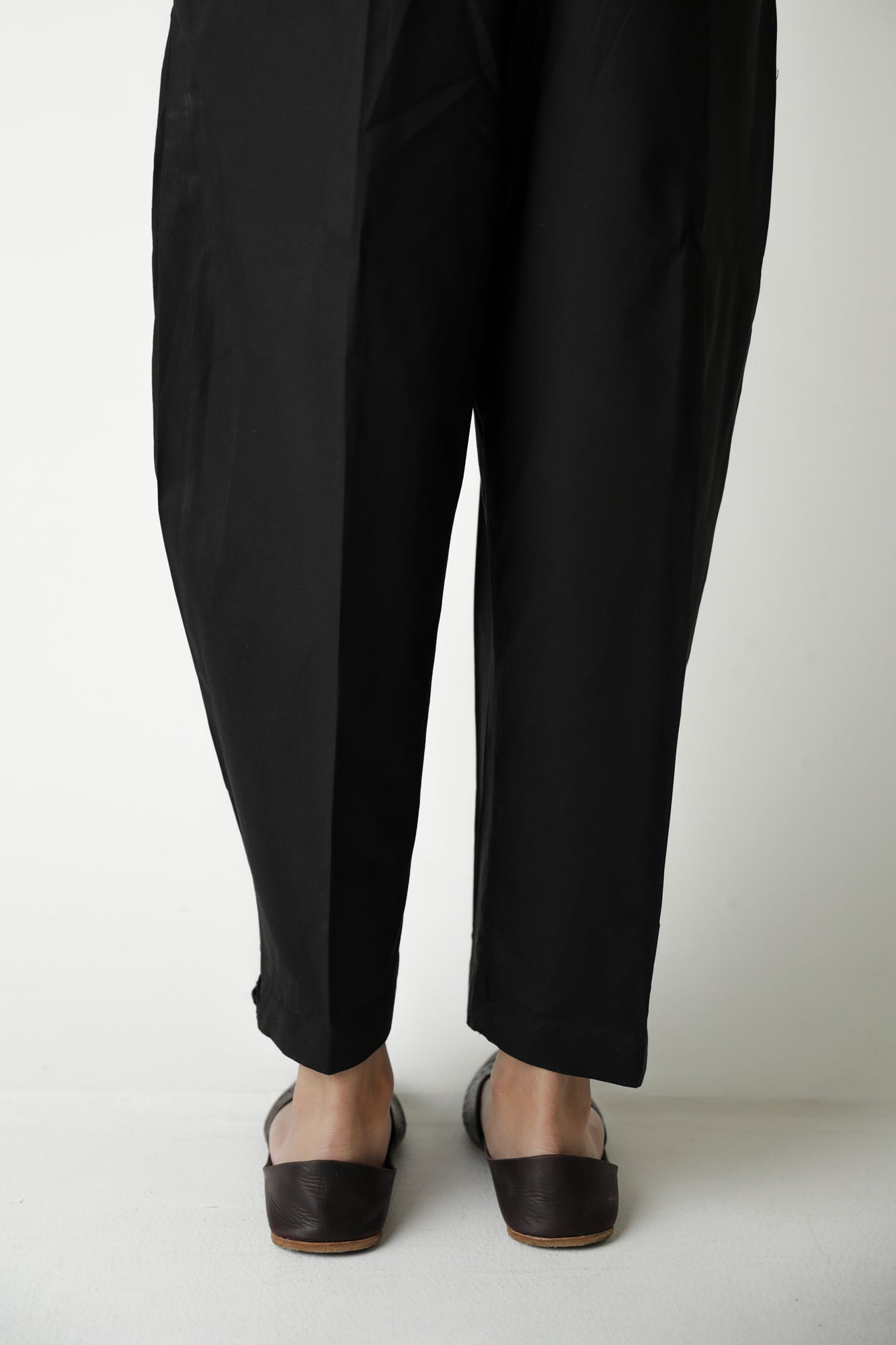 BOX FIT TROUSER (WBC111219) - Ethnic by Outfitters