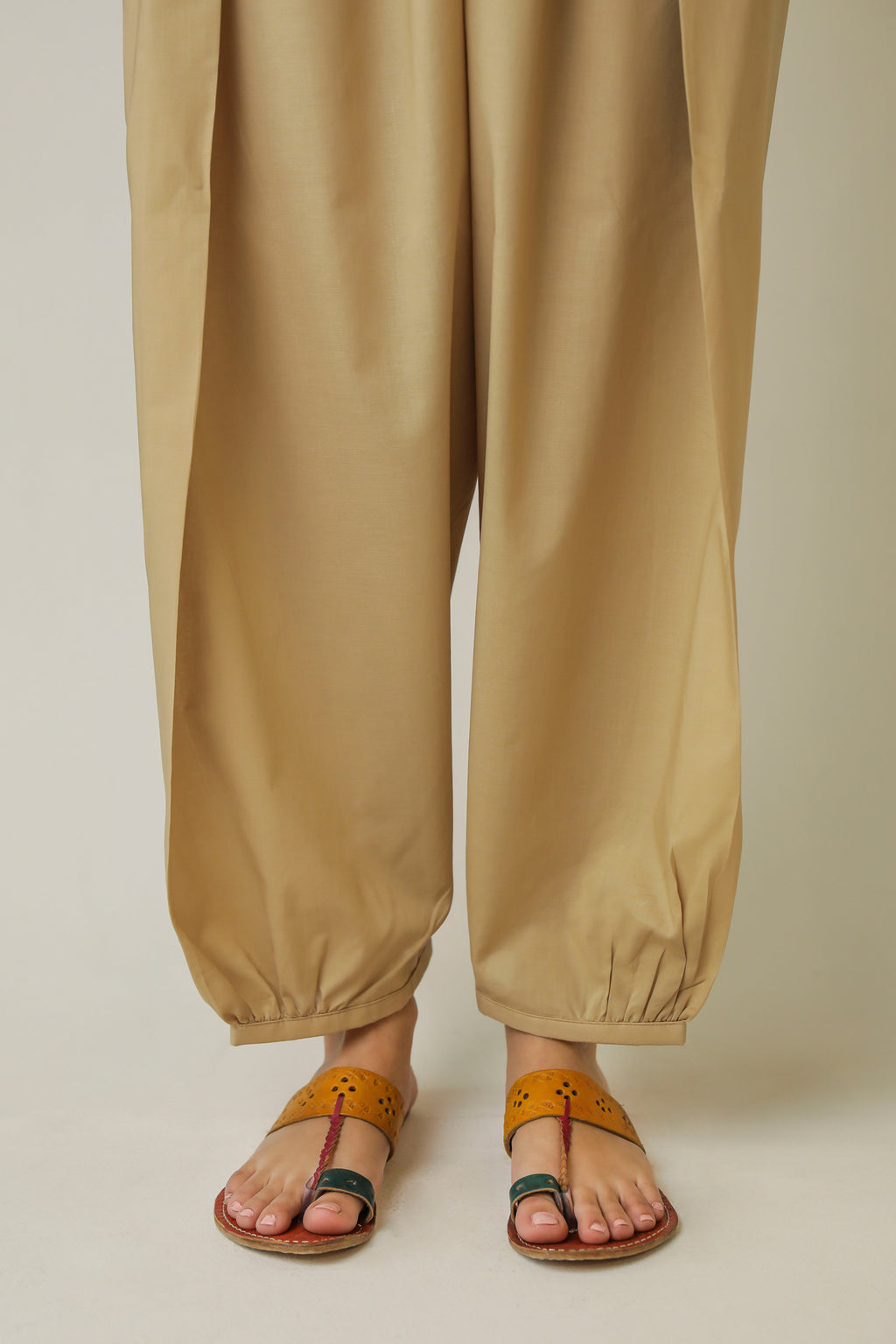 PANTALOON (WBC111221) - Ethnic by Outfitters