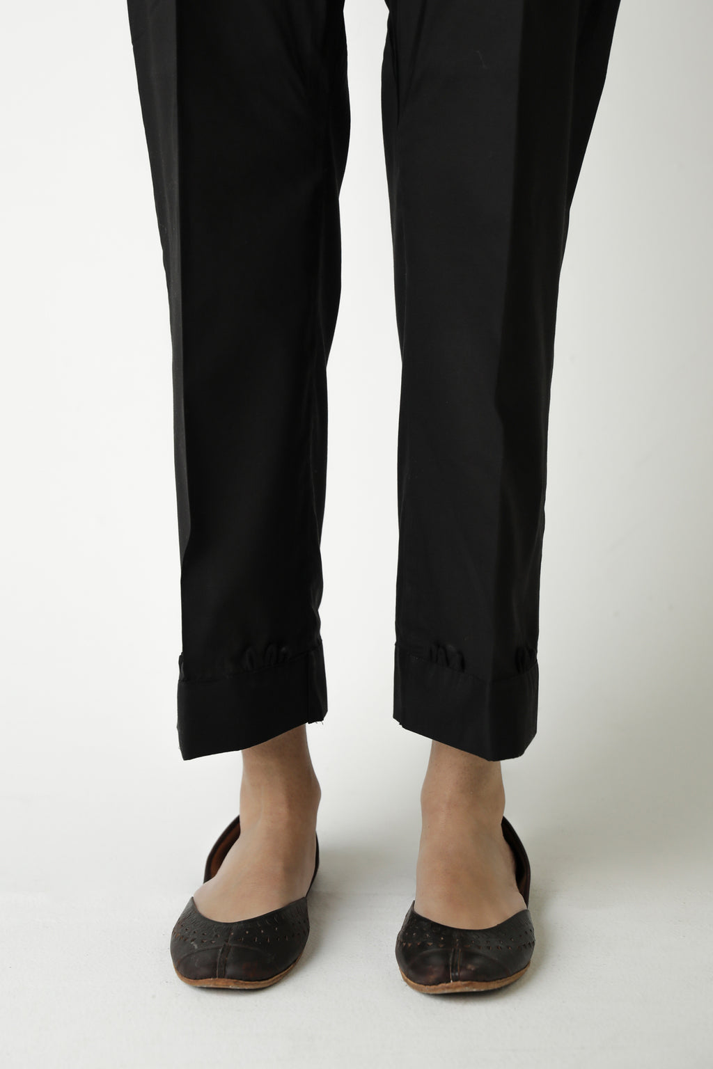 STRAIGHT TROUSER (WBC111222) - Ethnic by Outfitters