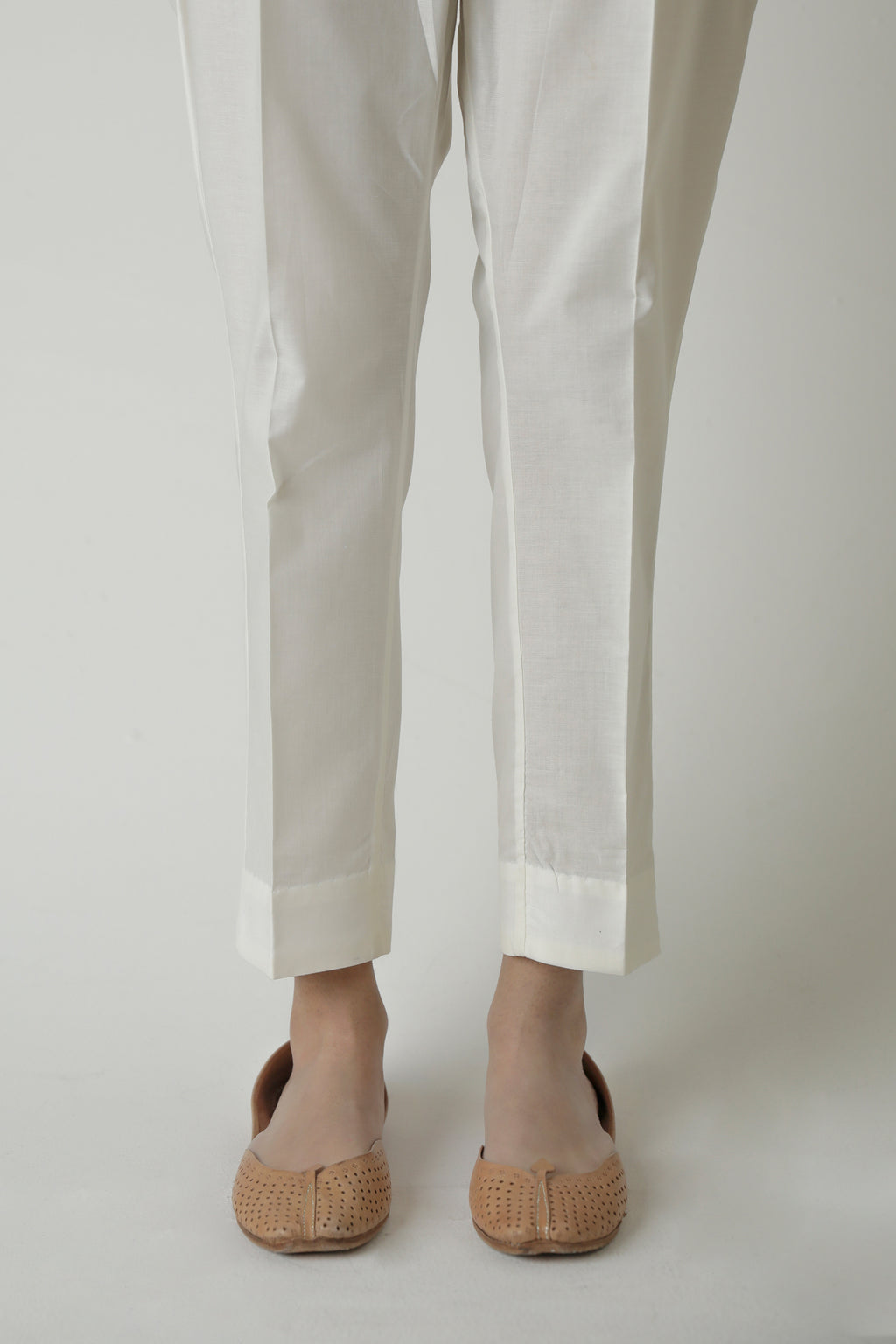 TAPERED TROUSER (WBC111223) - Ethnic by Outfitters
