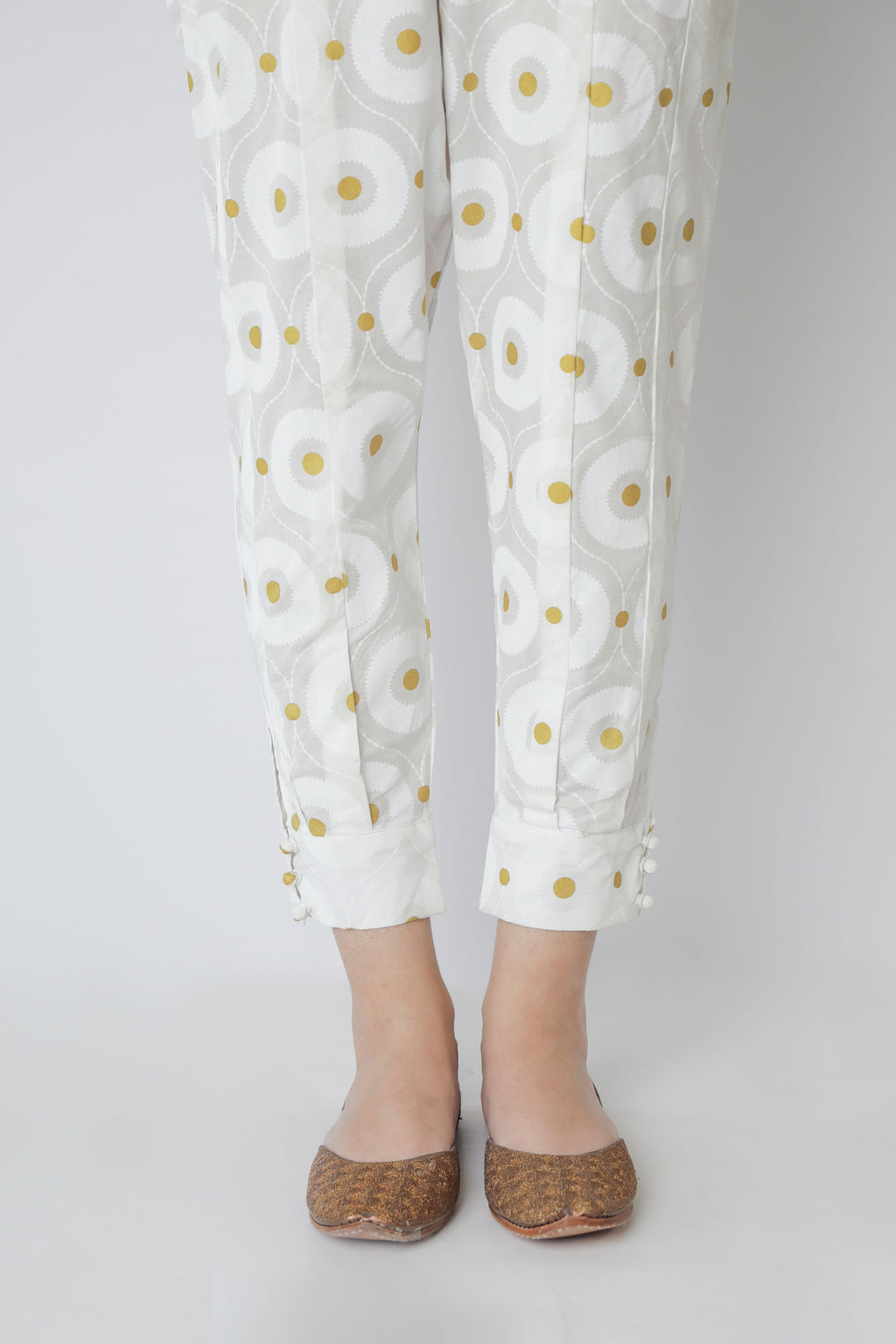 Casual Trouser (WBC201113) - Ethnic by Outfitters