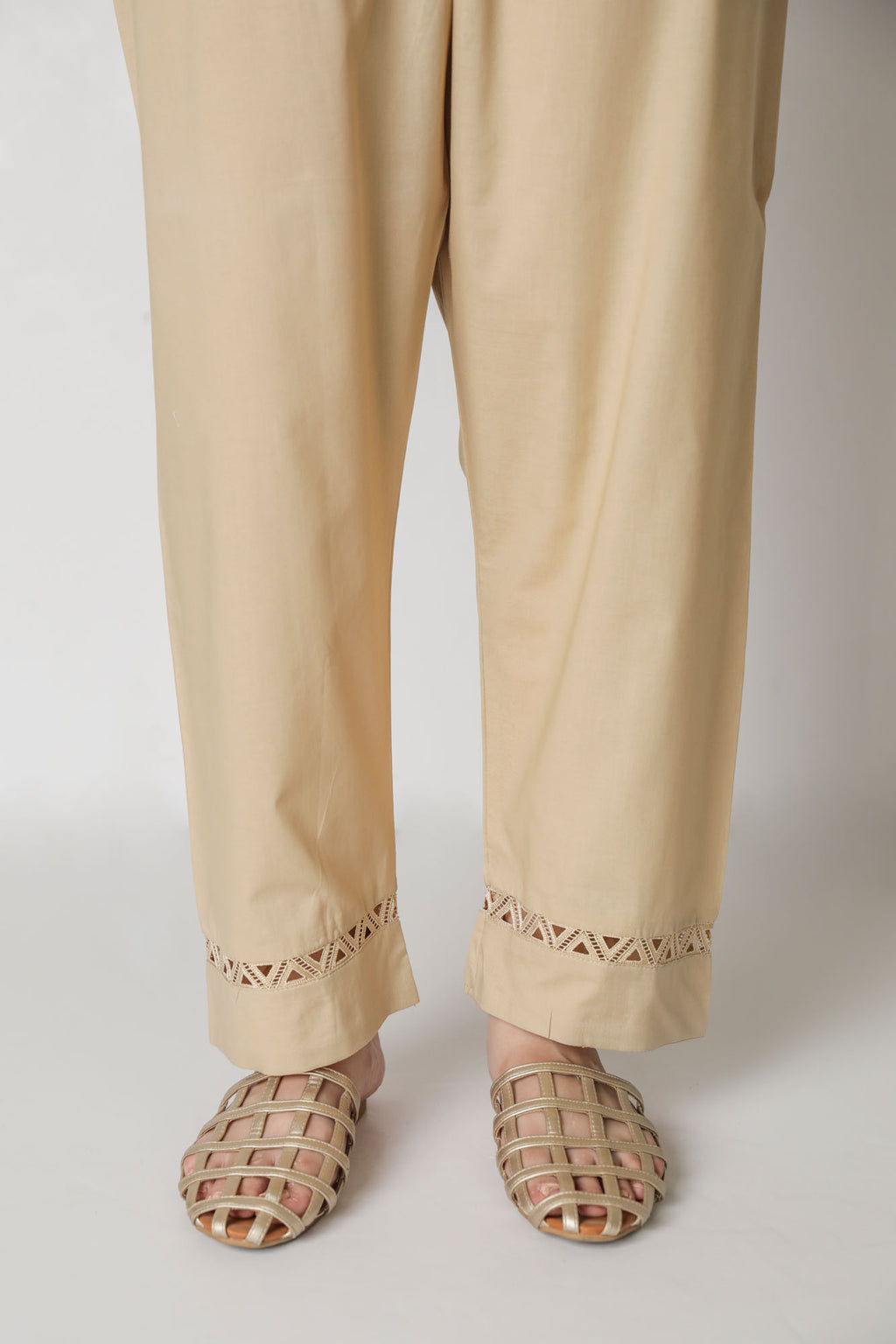 Casual Trouser (WBC201134) - Ethnic by Outfitters