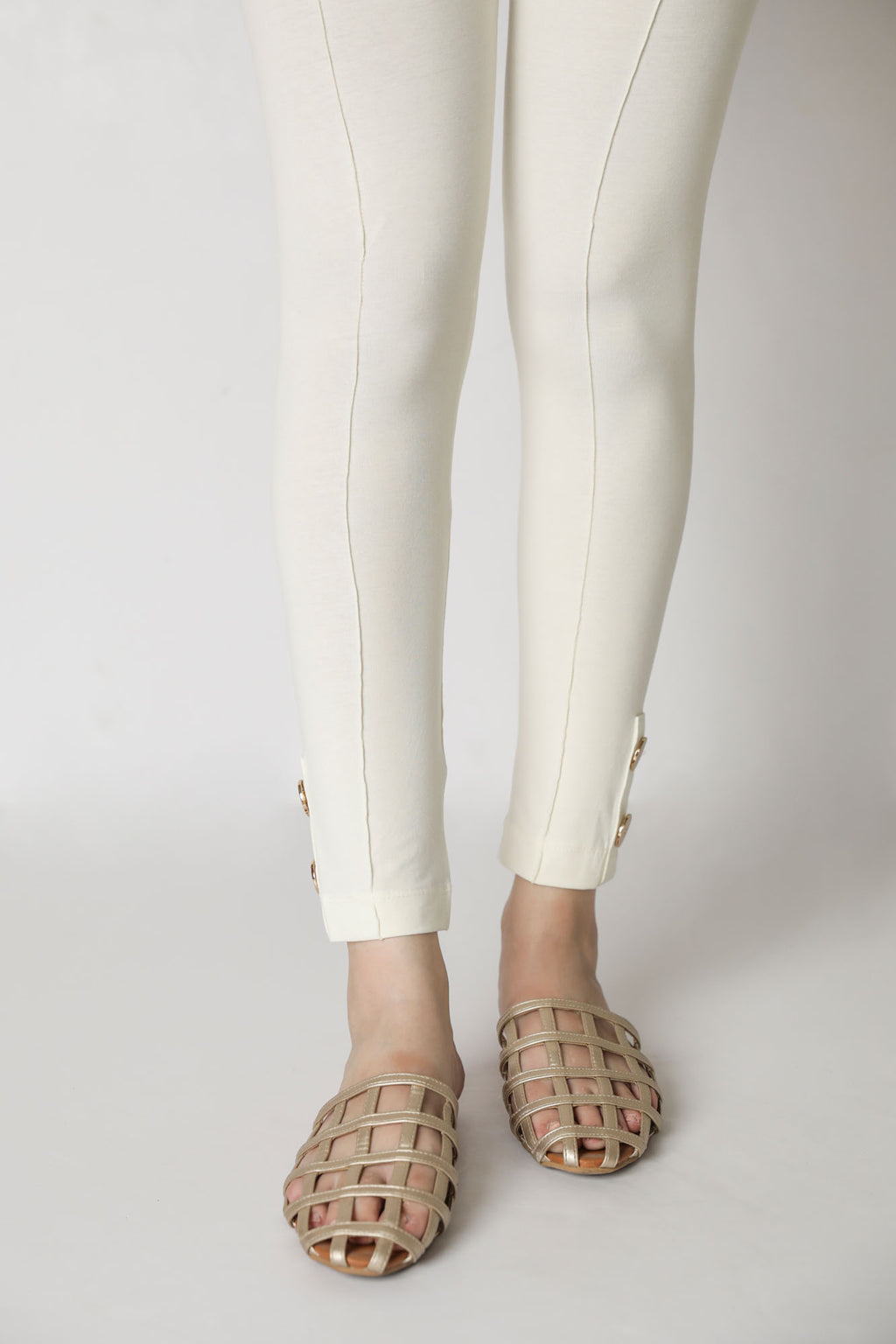 Casual Tights (WBC201136) - Ethnic by Outfitters