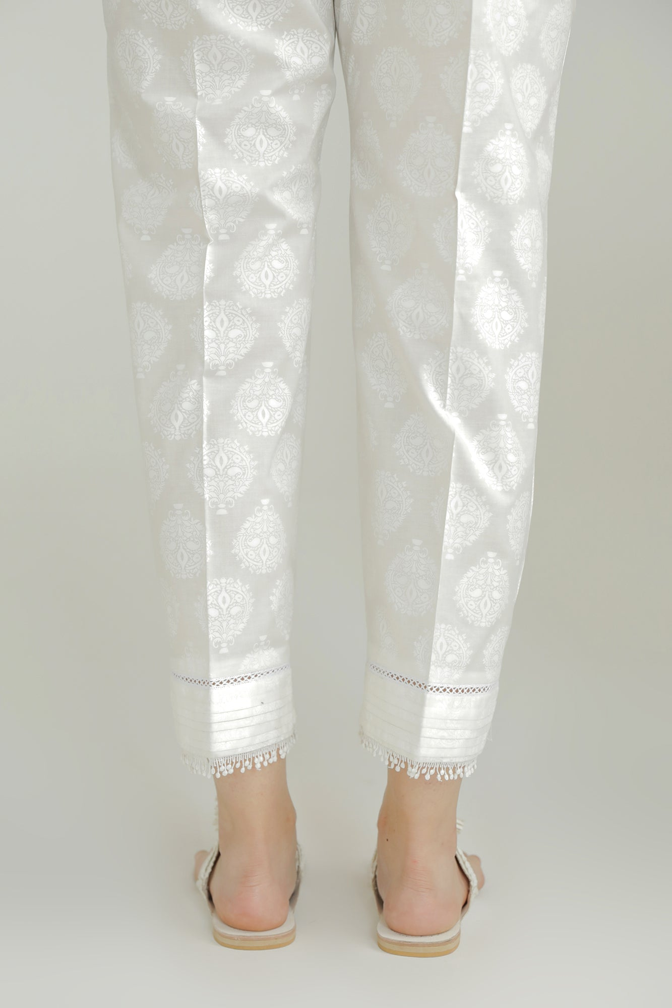 STRAIGHT TROUSER (WBC211092) - Ethnic by Outfitters