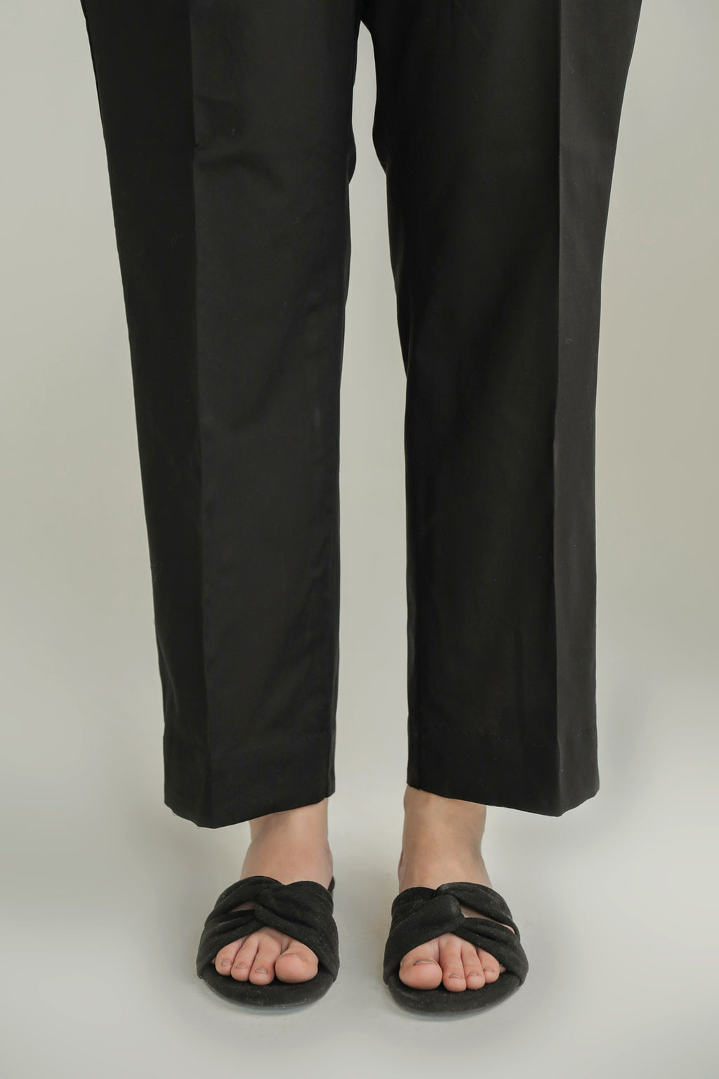 STRAIGHT TROUSER (WBC211111) - Ethnic by Outfitters