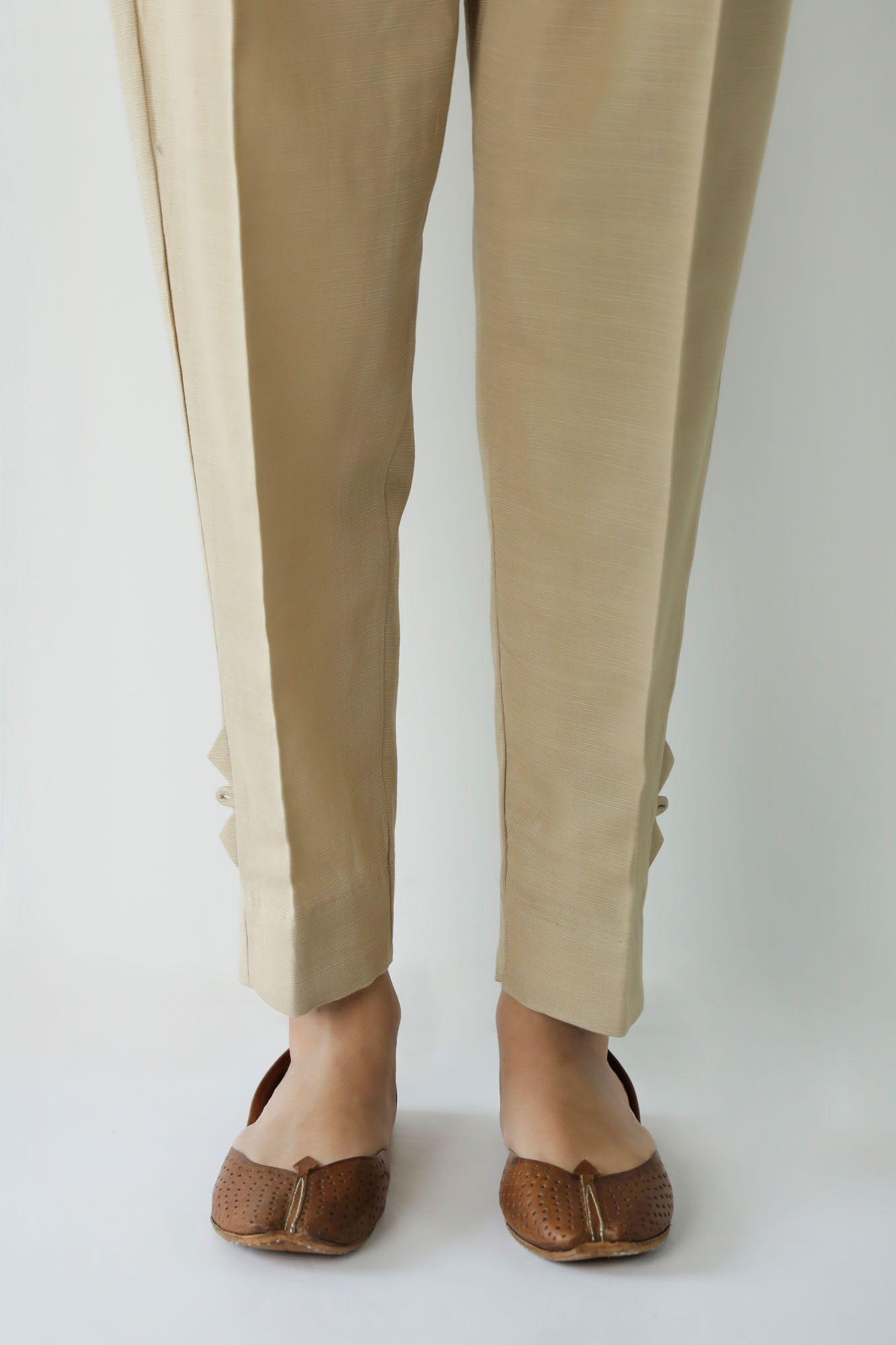 TAPERED CASUAL TROUSER (WBC401167)