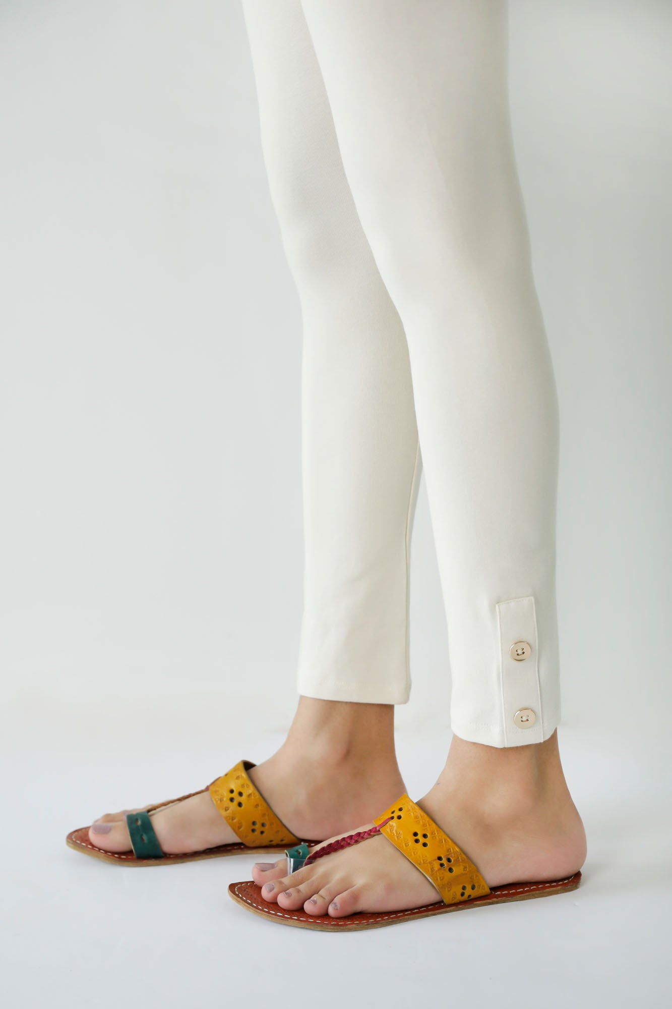 CASUAL TIGHTS (WBC401170) - Ethnic by Outfitters