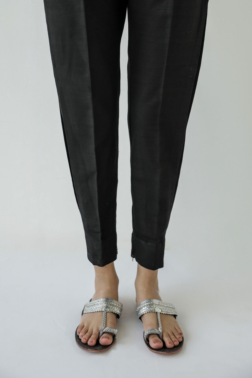 INVERT HEM TROUSER (WBC401280) - Ethnic by Outfitters