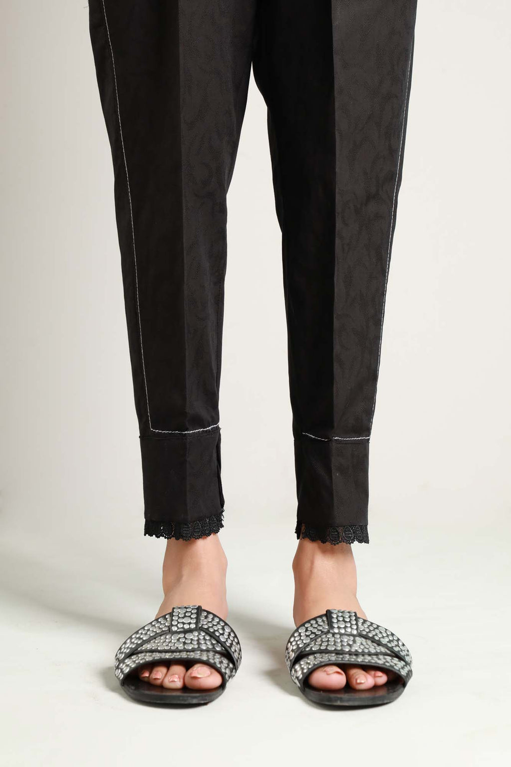 Casual Trousers - Ethnic by Outfitters