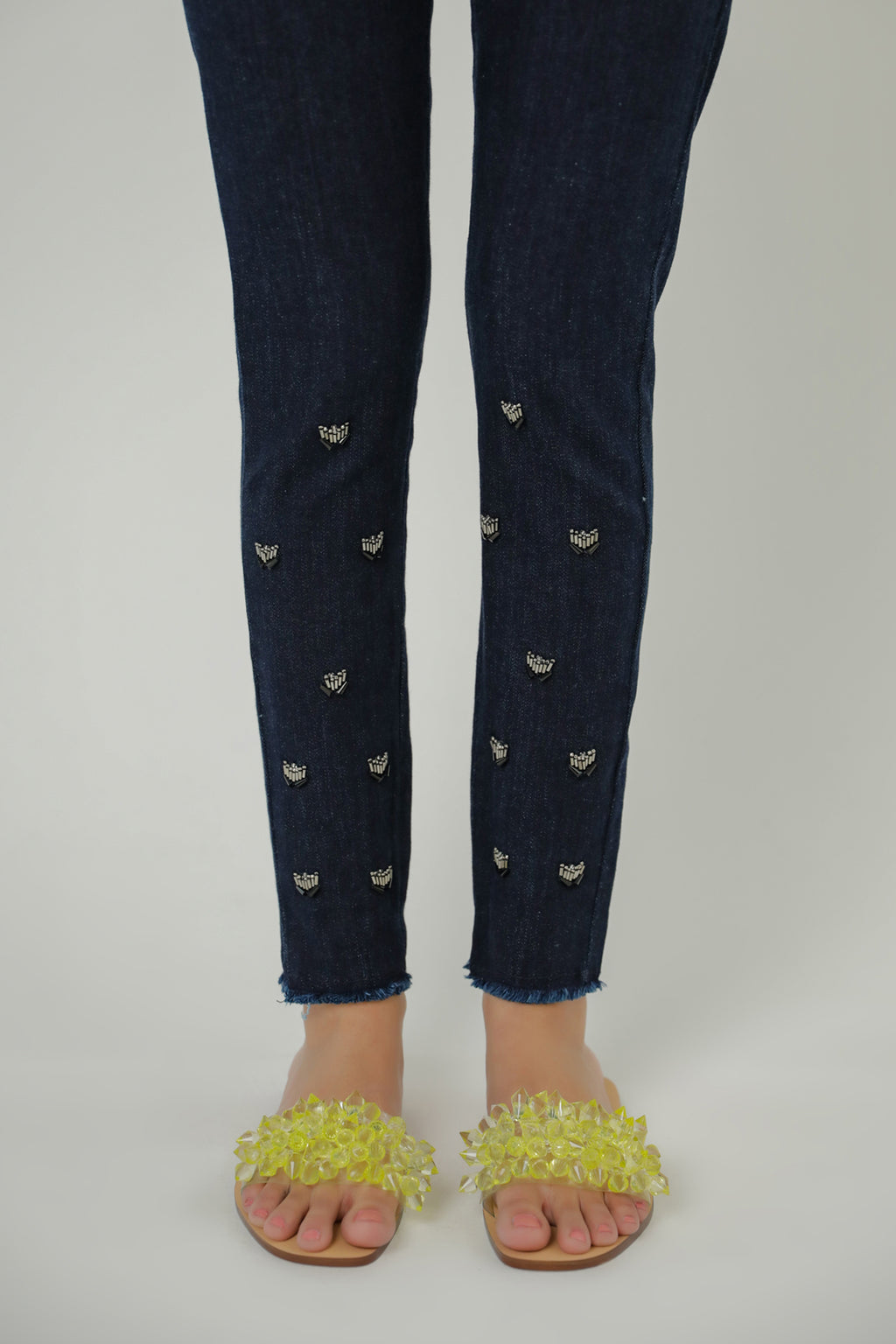 SKINNY JEANS (WBF111672) - Ethnic by Outfitters