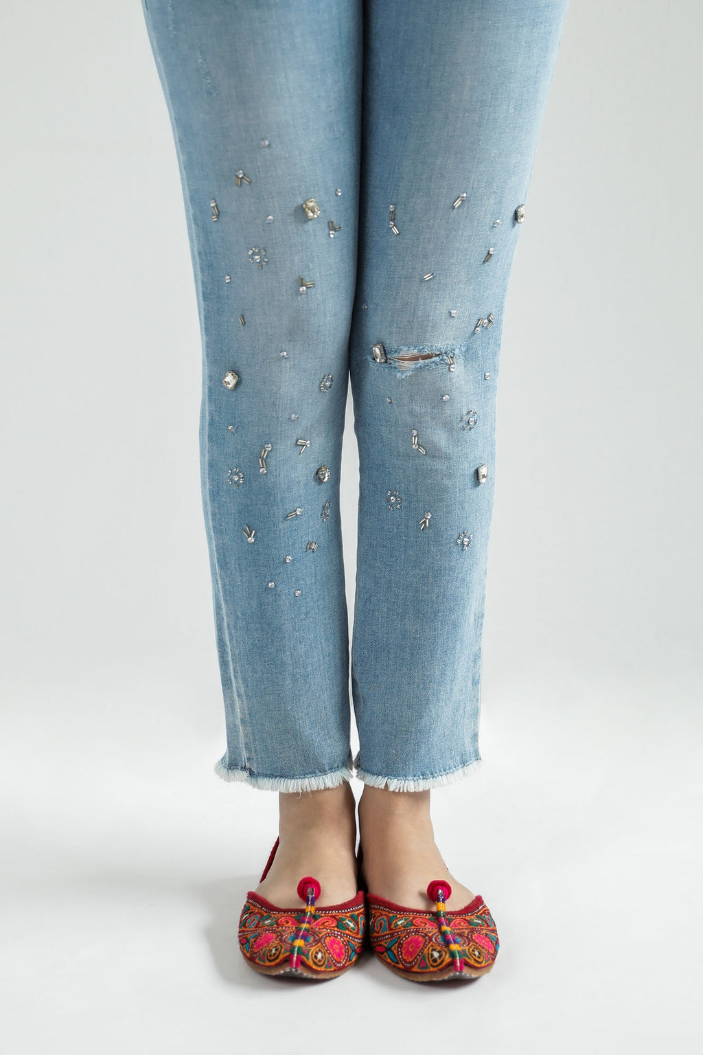 Fusion Jeans (WBF201706) - Ethnic by Outfitters