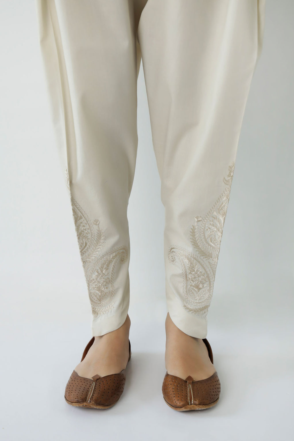 NARROW TULIP TROUSER (WBP401676) - Ethnic by Outfitters