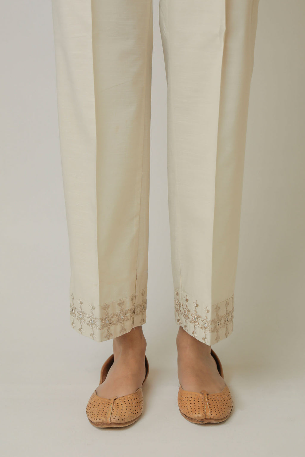 NARROW SHALWAR (WBP401680) - Ethnic by Outfitters