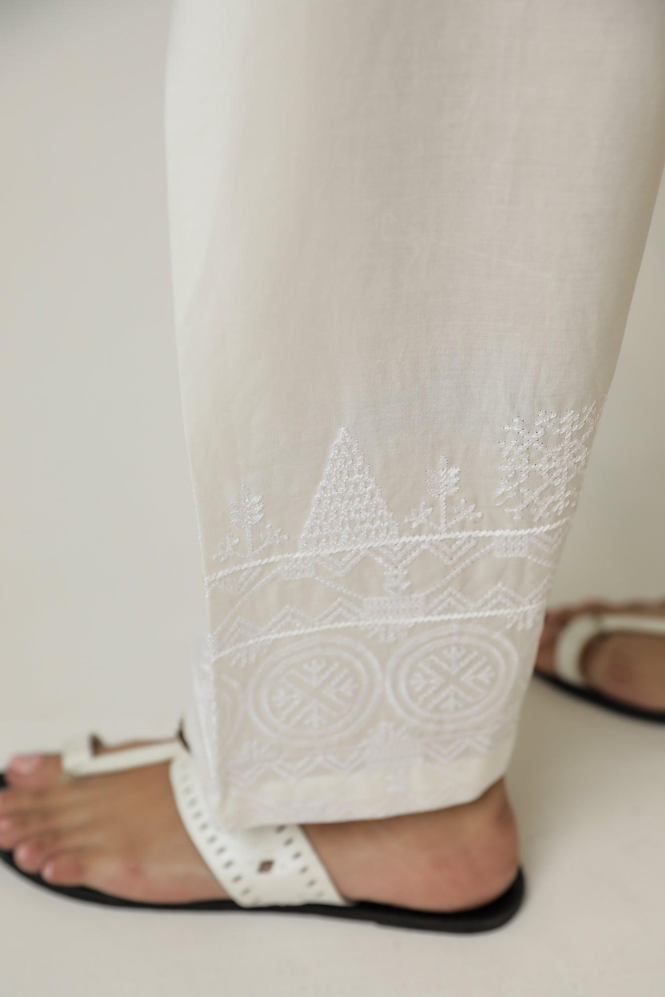 SHALWAR (WBR111466) - Ethnic by Outfitters