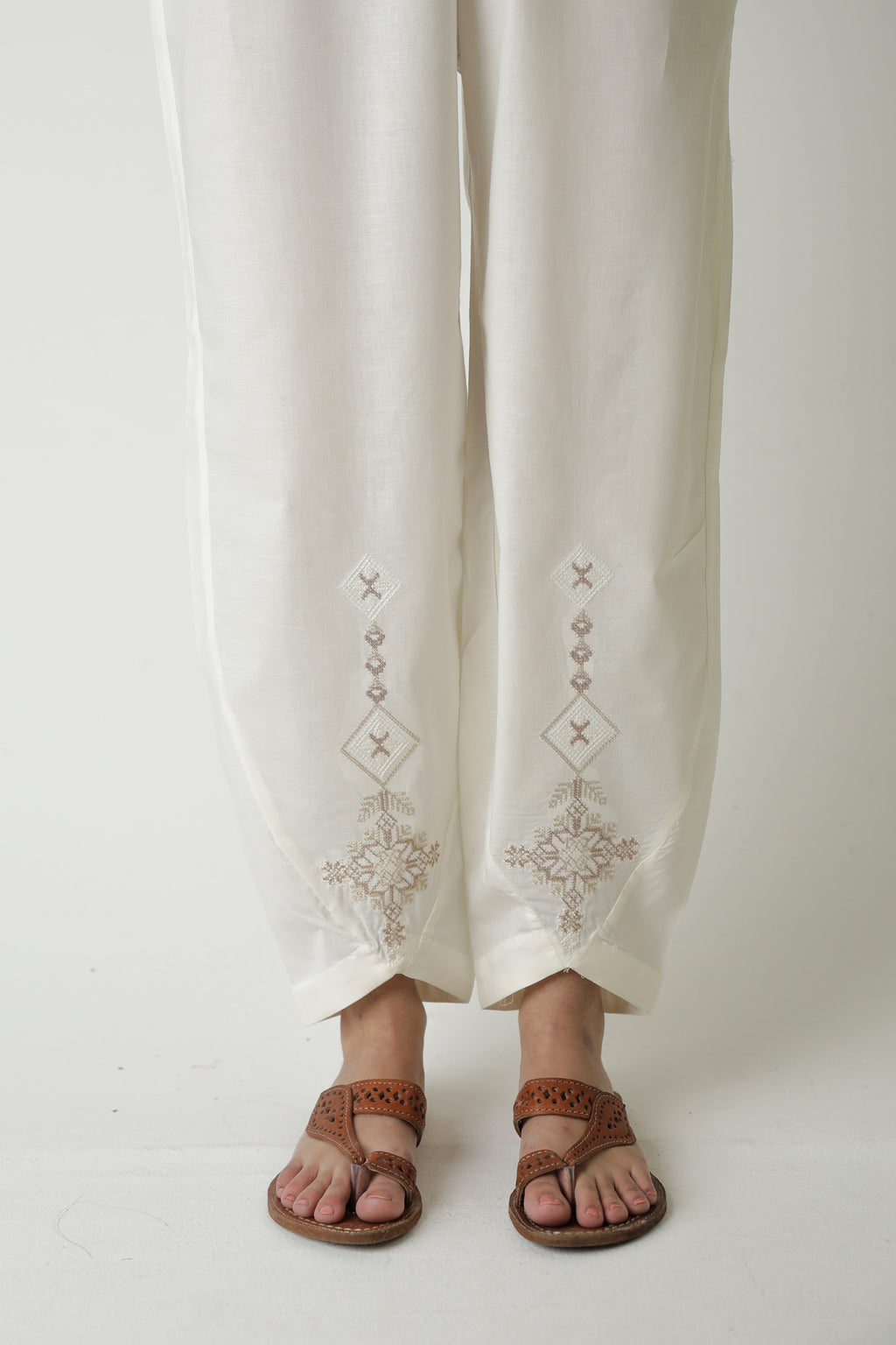 COMFY FIT TROUSER (WBR111472) - Ethnic by Outfitters