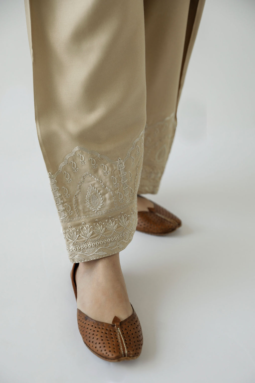 SHALWAR (WBR401392) - Ethnic by Outfitters