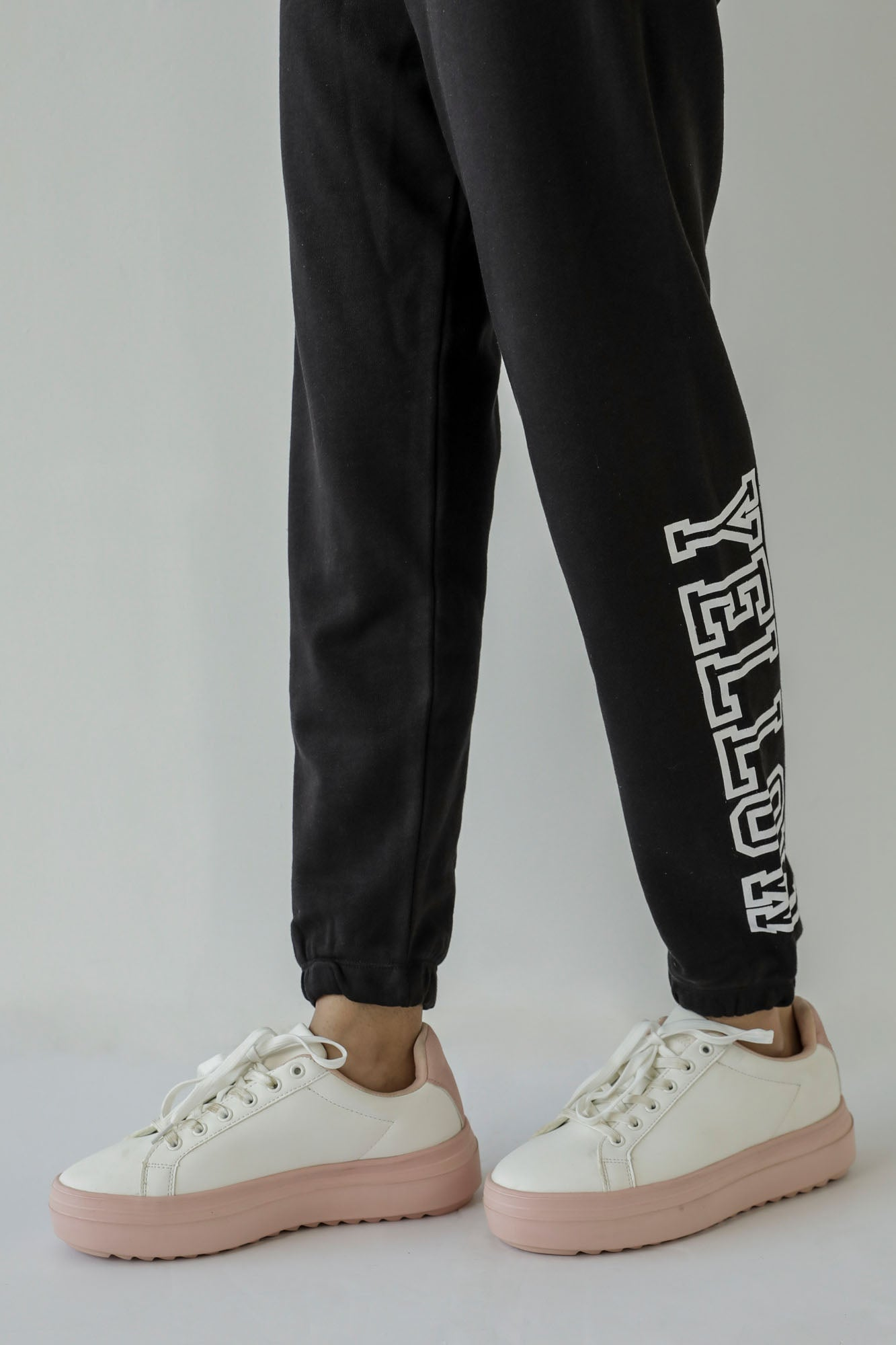 KNIT TERRY JOGGING TROUSER (WBW401786)
