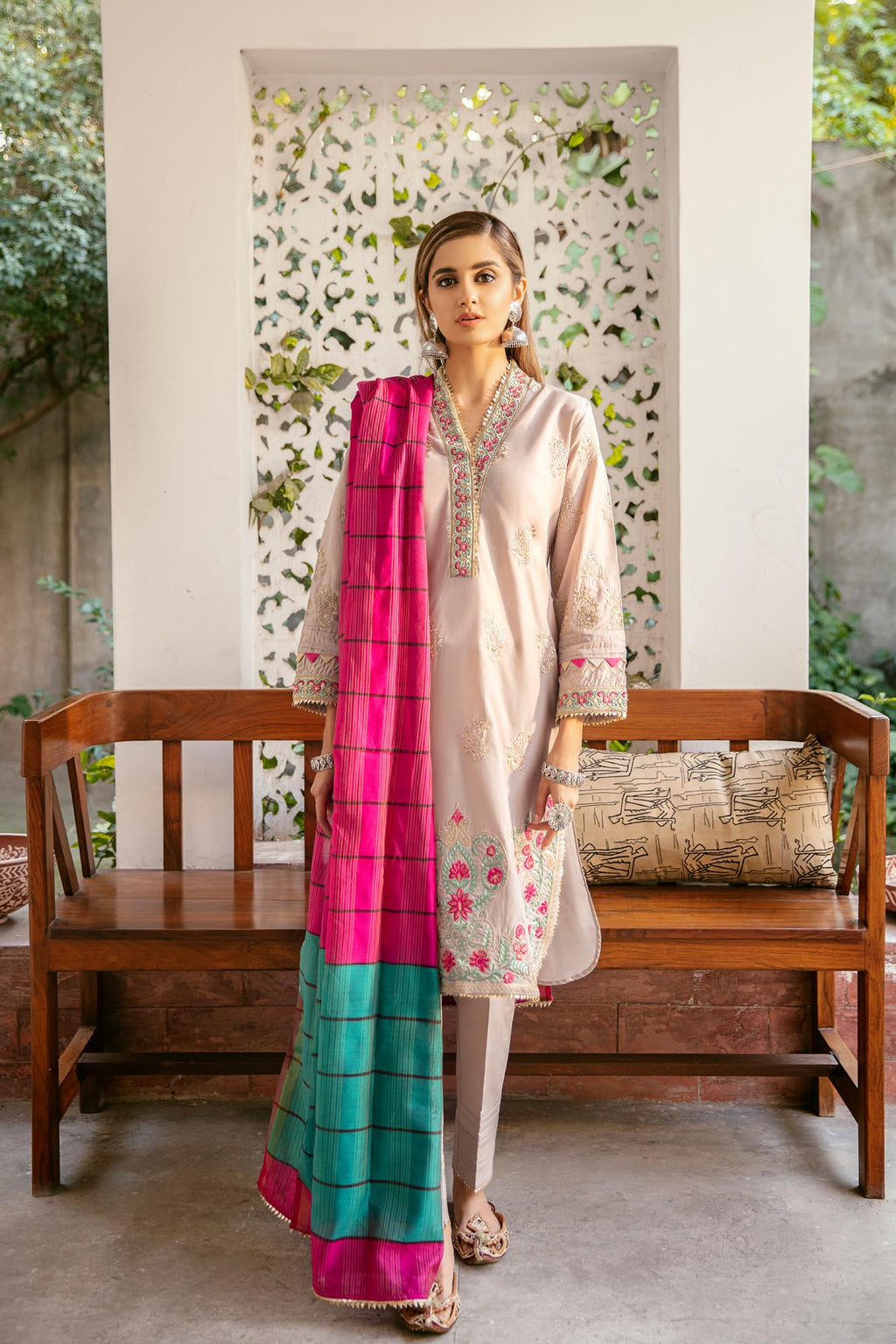 Boutique Suit (WTB101658) - Ethnic by Outfitters