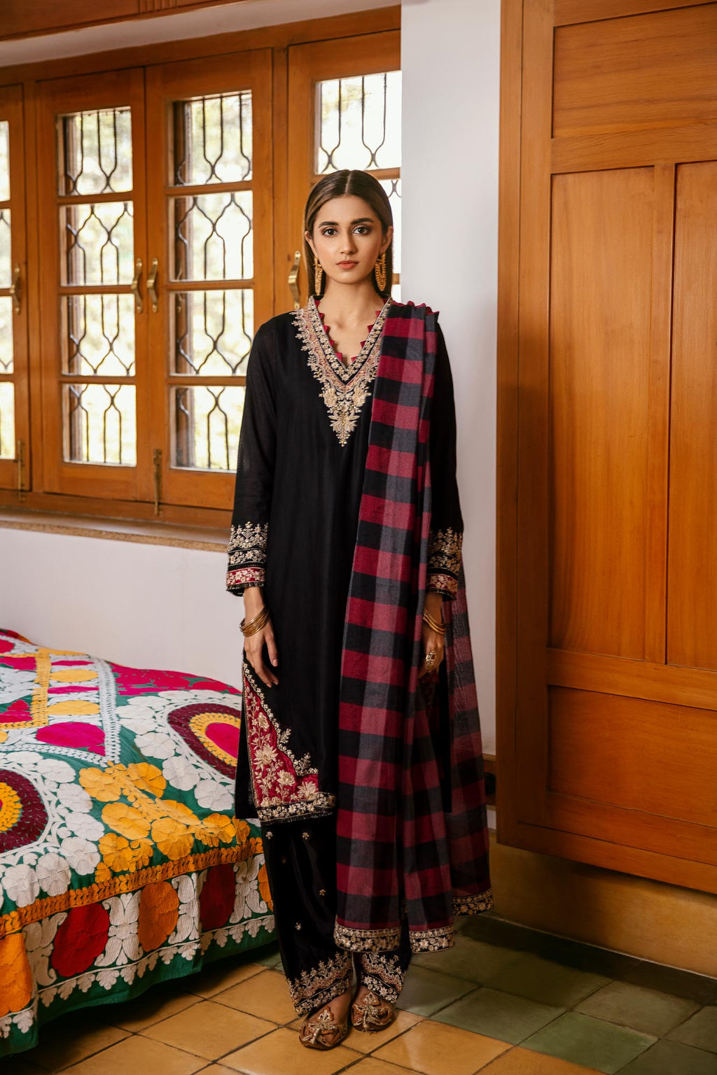 Boutique Suit (WTB101660) - Ethnic by Outfitters